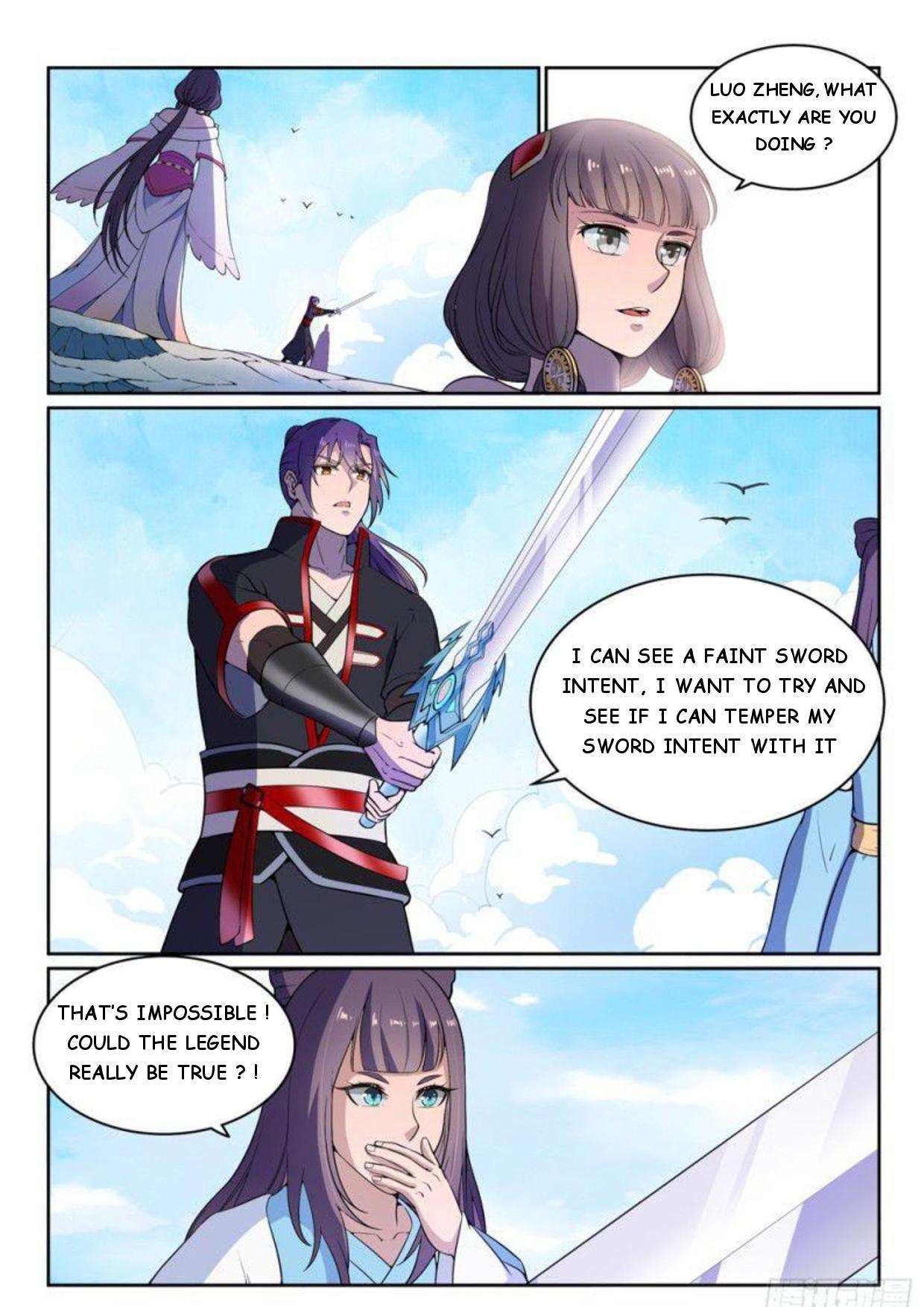 Manga Apotheosis - Chapter 523 Page 5