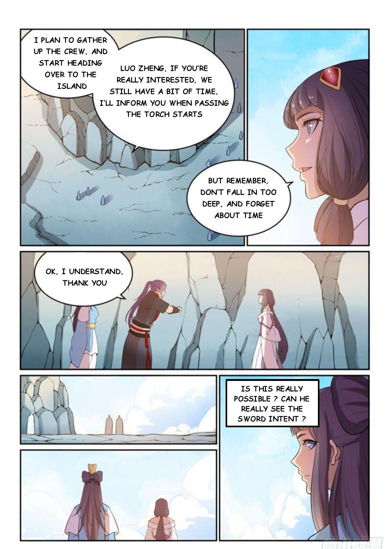 Manga Apotheosis - Chapter 523 Page 12