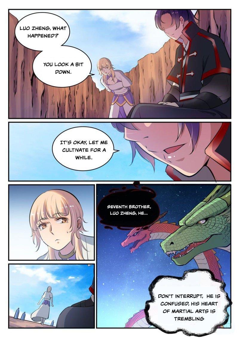 Manga Apotheosis - Chapter 506 Page 4