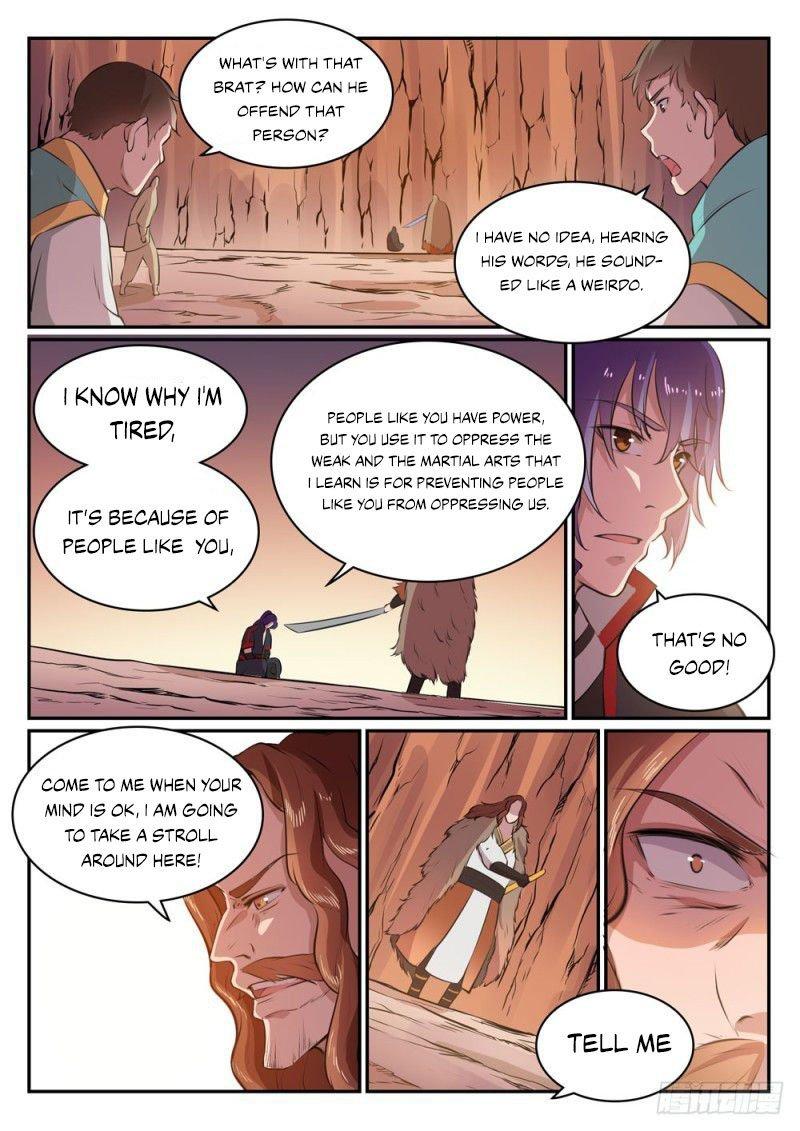 Manga Apotheosis - Chapter 506 Page 9