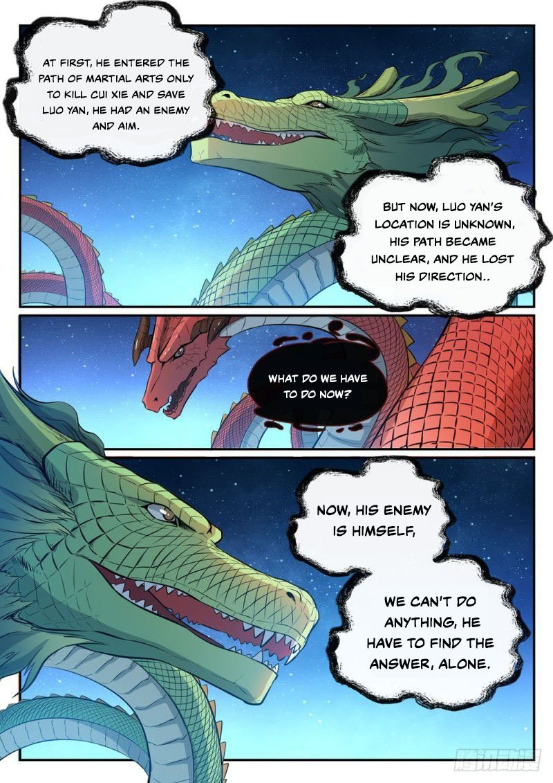 Manga Apotheosis - Chapter 506 Page 5