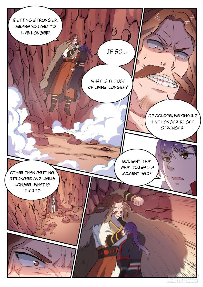 Manga Apotheosis - Chapter 506 Page 13