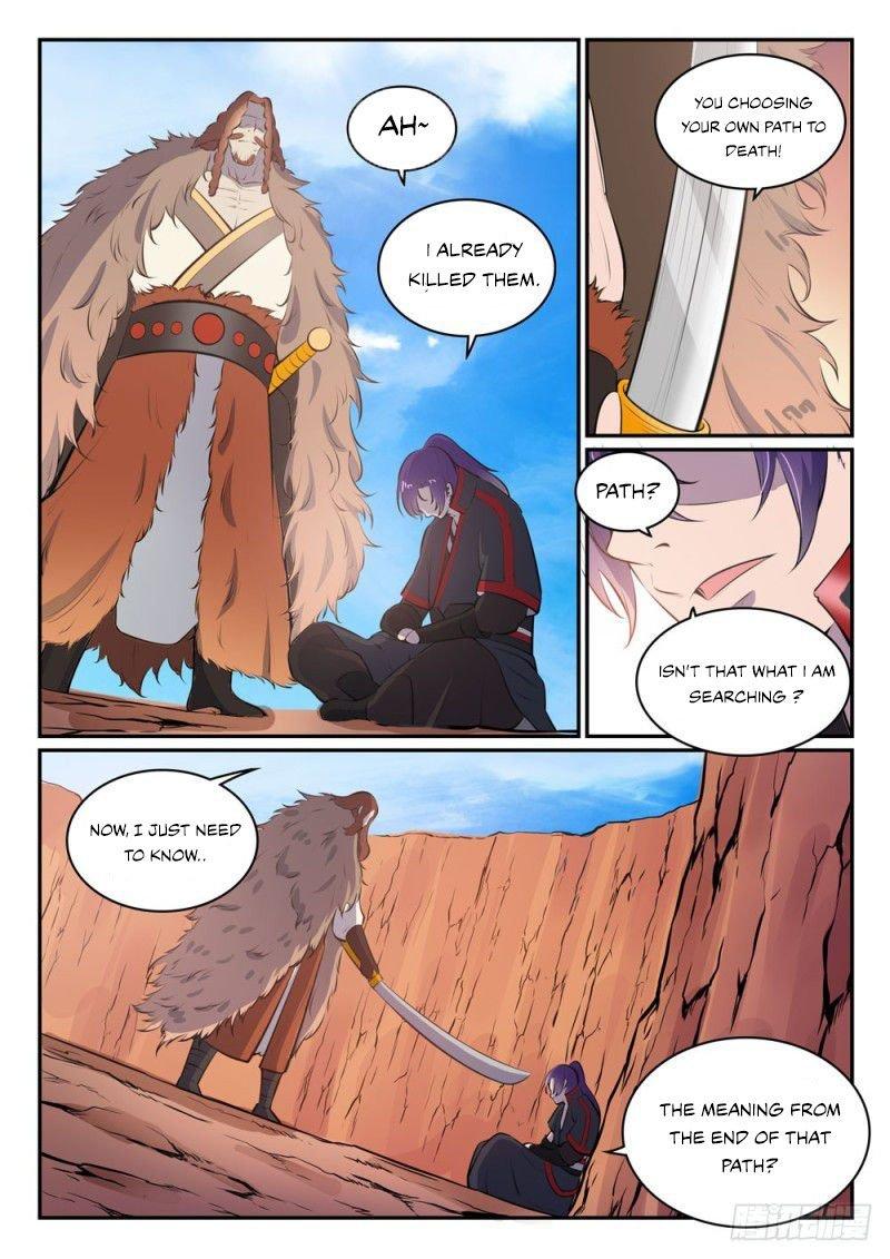 Manga Apotheosis - Chapter 506 Page 7