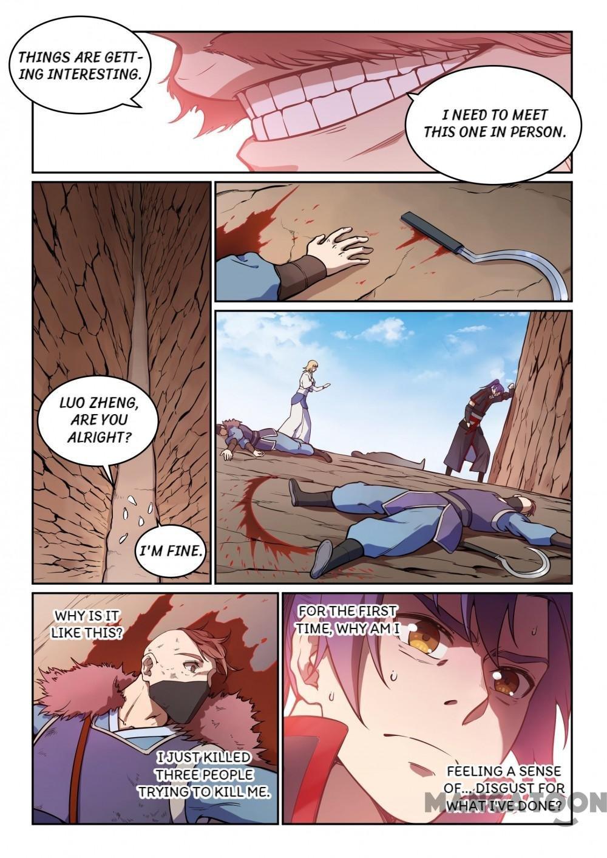 Manga Apotheosis - Chapter 497 Page 15