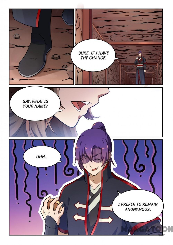 Manga Apotheosis - Chapter 497 Page 5