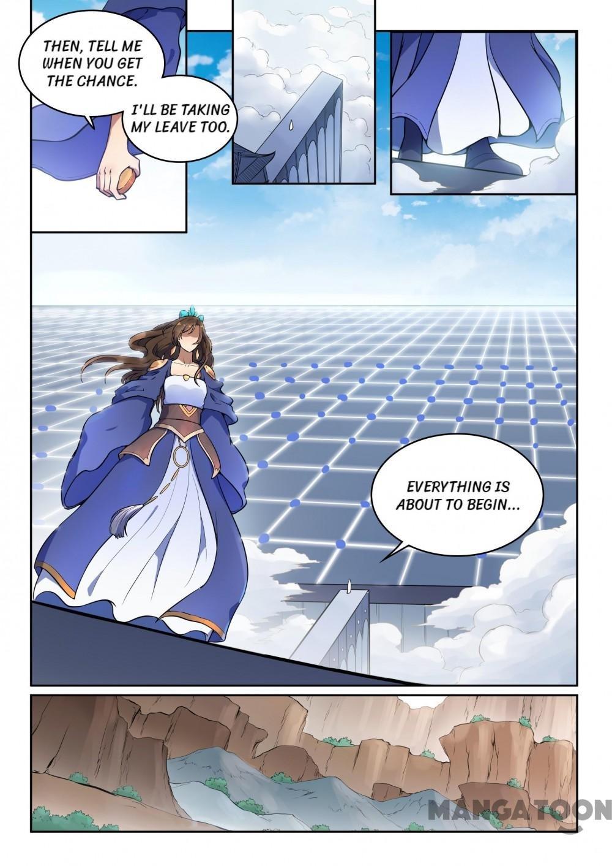 Manga Apotheosis - Chapter 497 Page 6