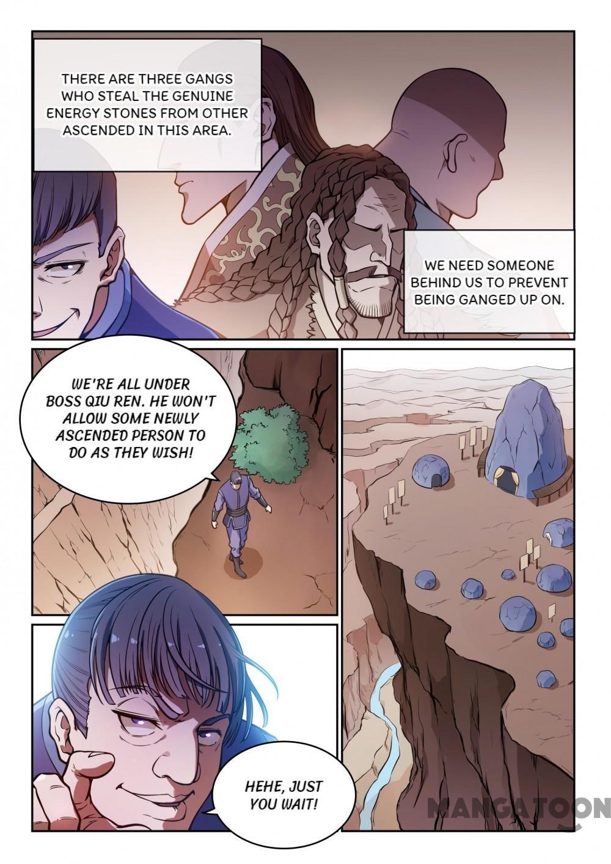 Manga Apotheosis - Chapter 497 Page 12