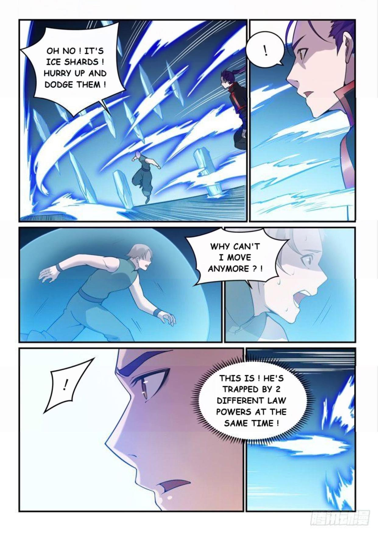 Manga Apotheosis - Chapter 527 Page 9