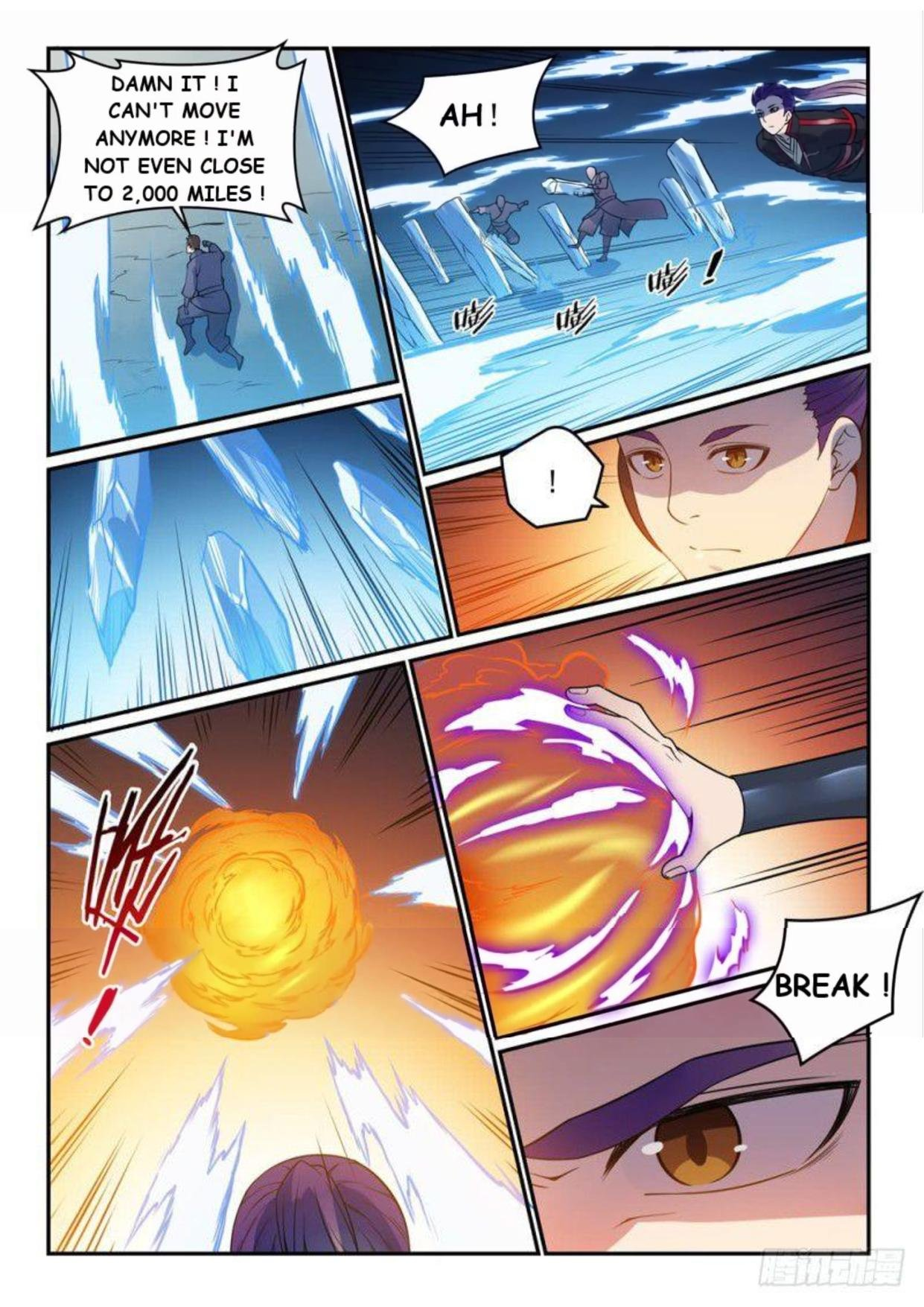 Manga Apotheosis - Chapter 527 Page 7
