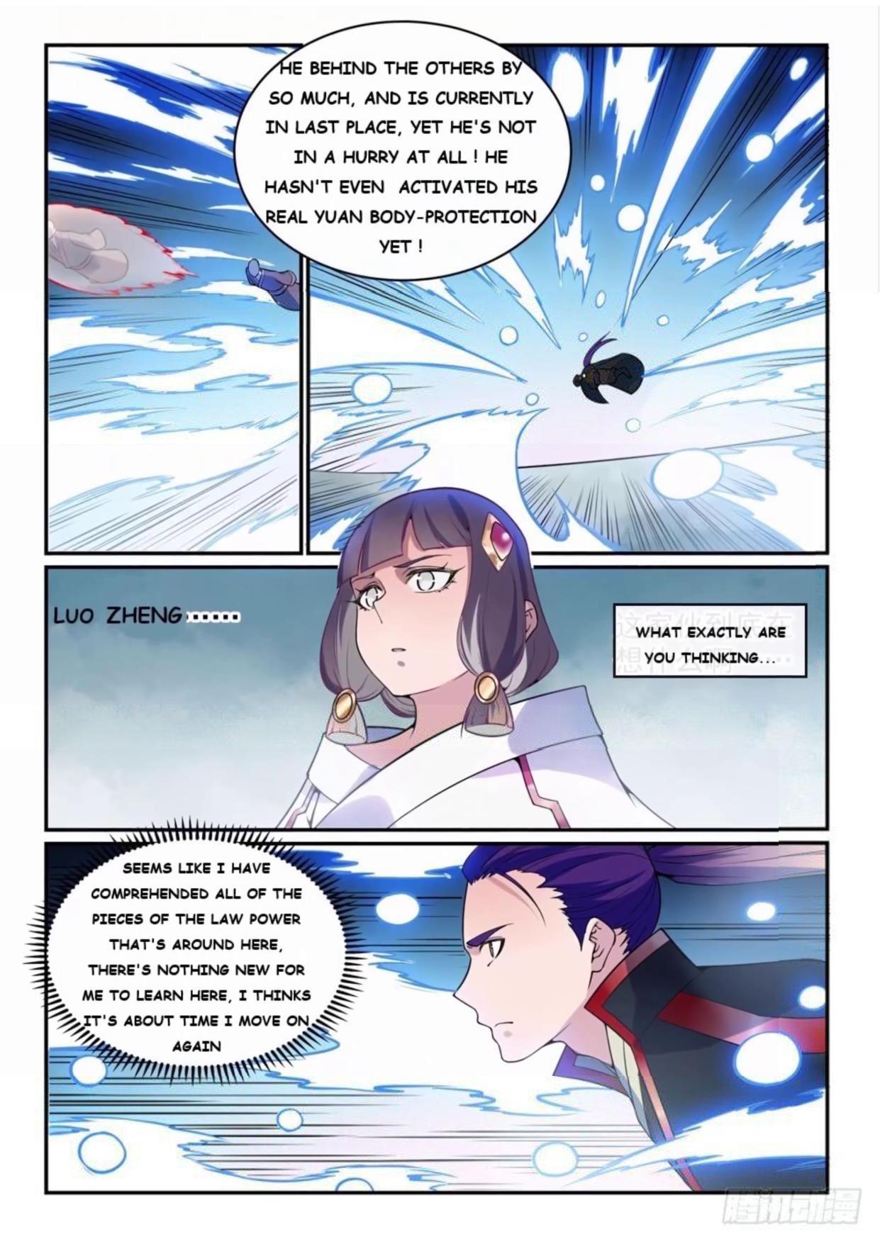 Manga Apotheosis - Chapter 527 Page 3