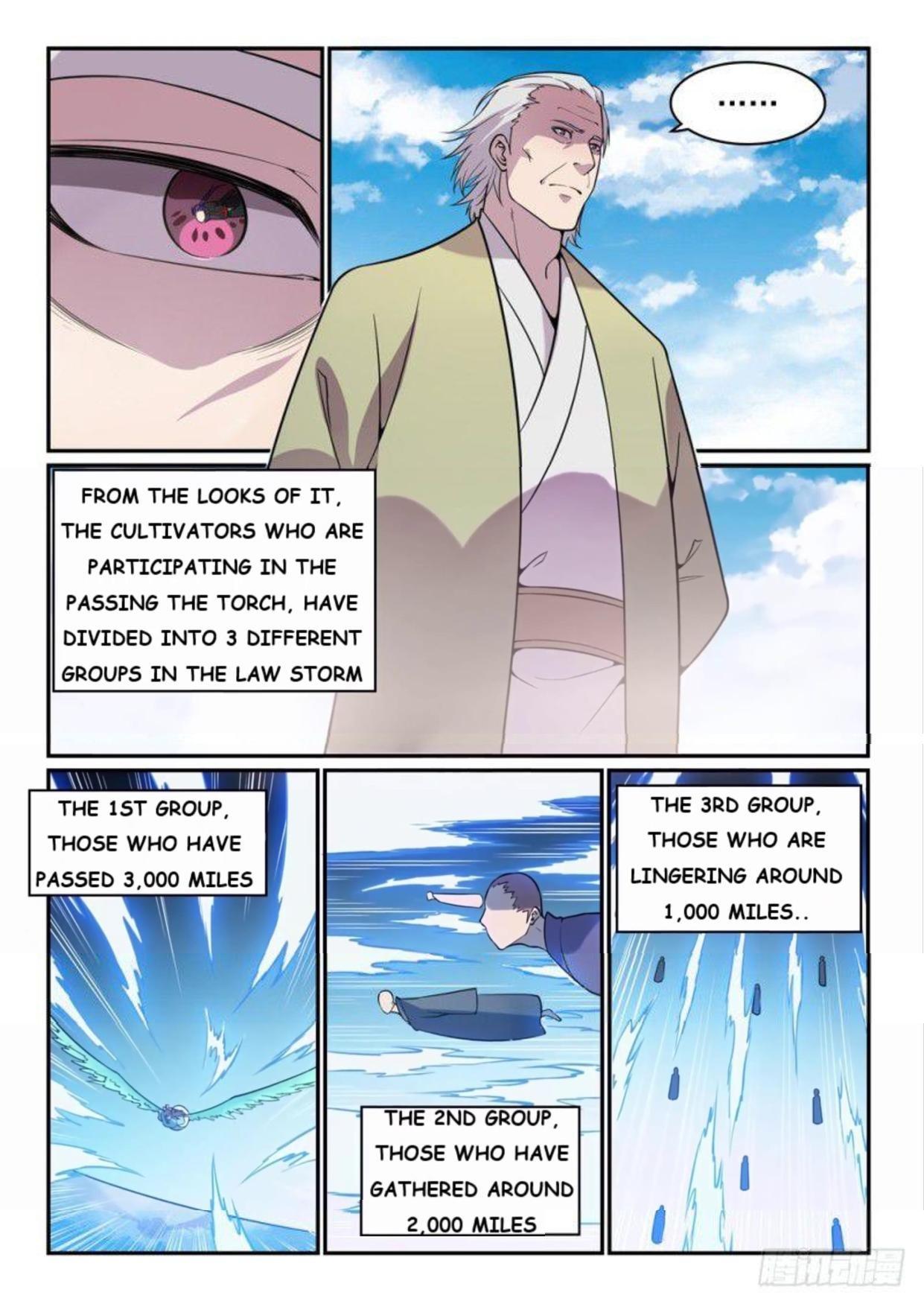 Manga Apotheosis - Chapter 527 Page 4