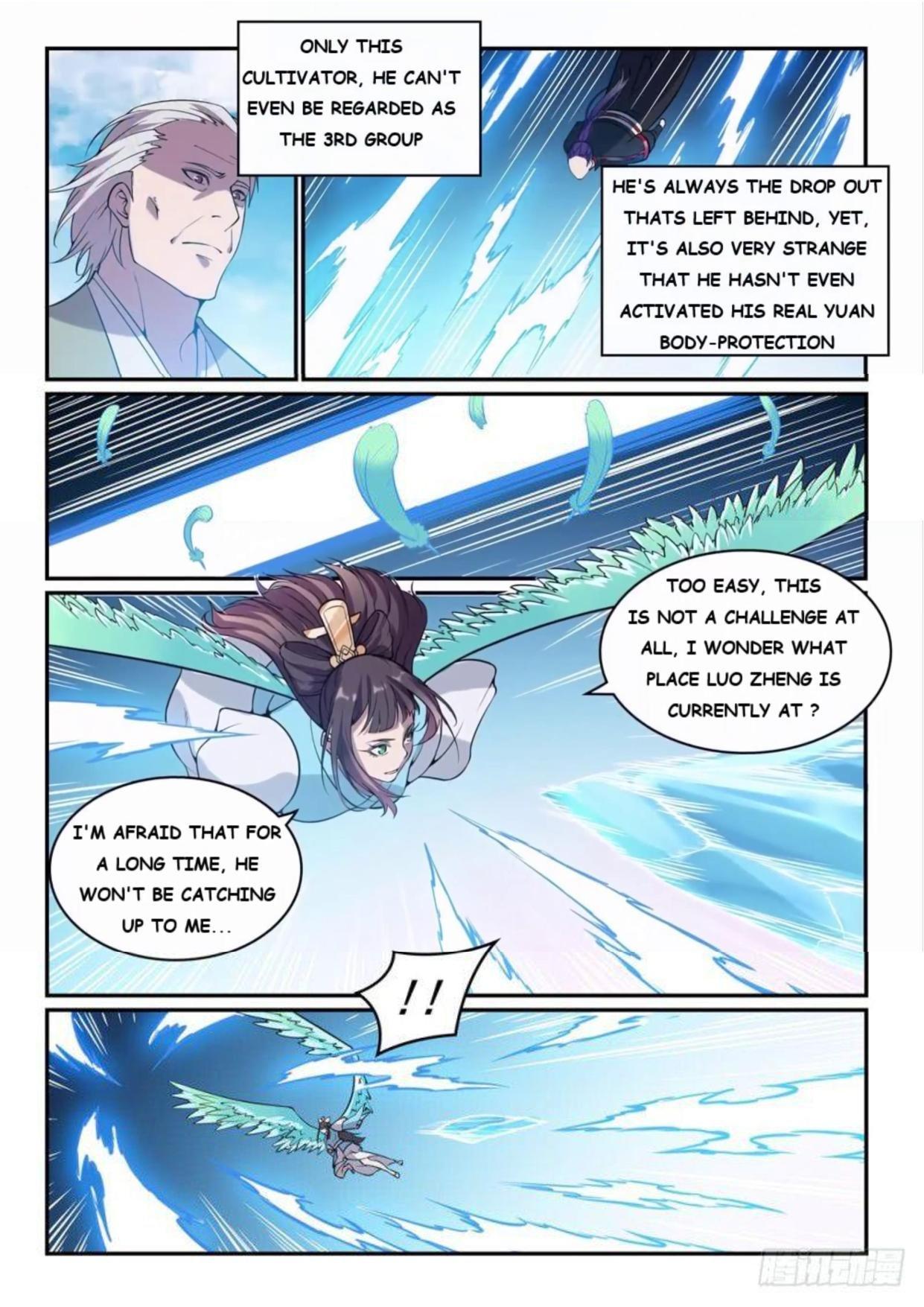 Manga Apotheosis - Chapter 527 Page 5