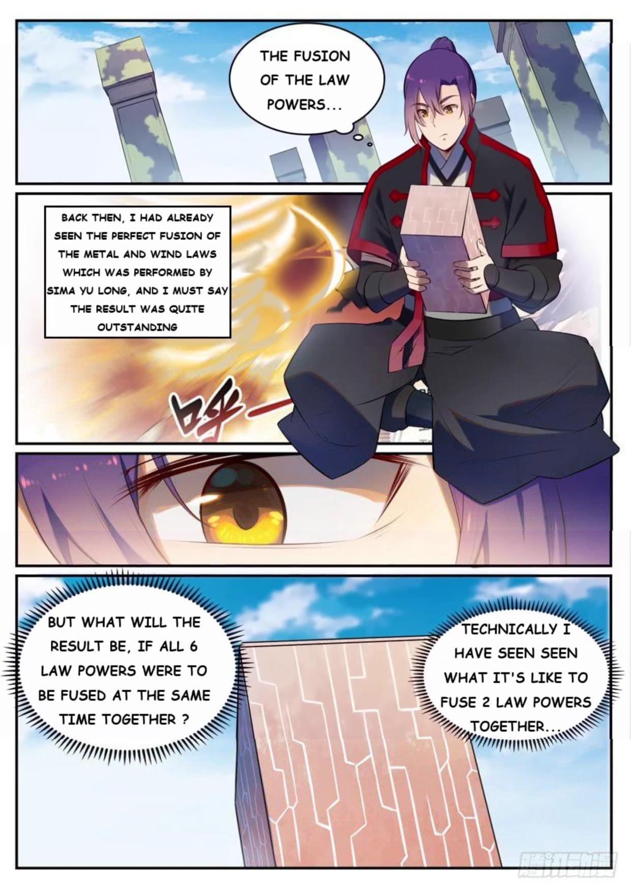 Manga Apotheosis - Chapter 526 Page 4