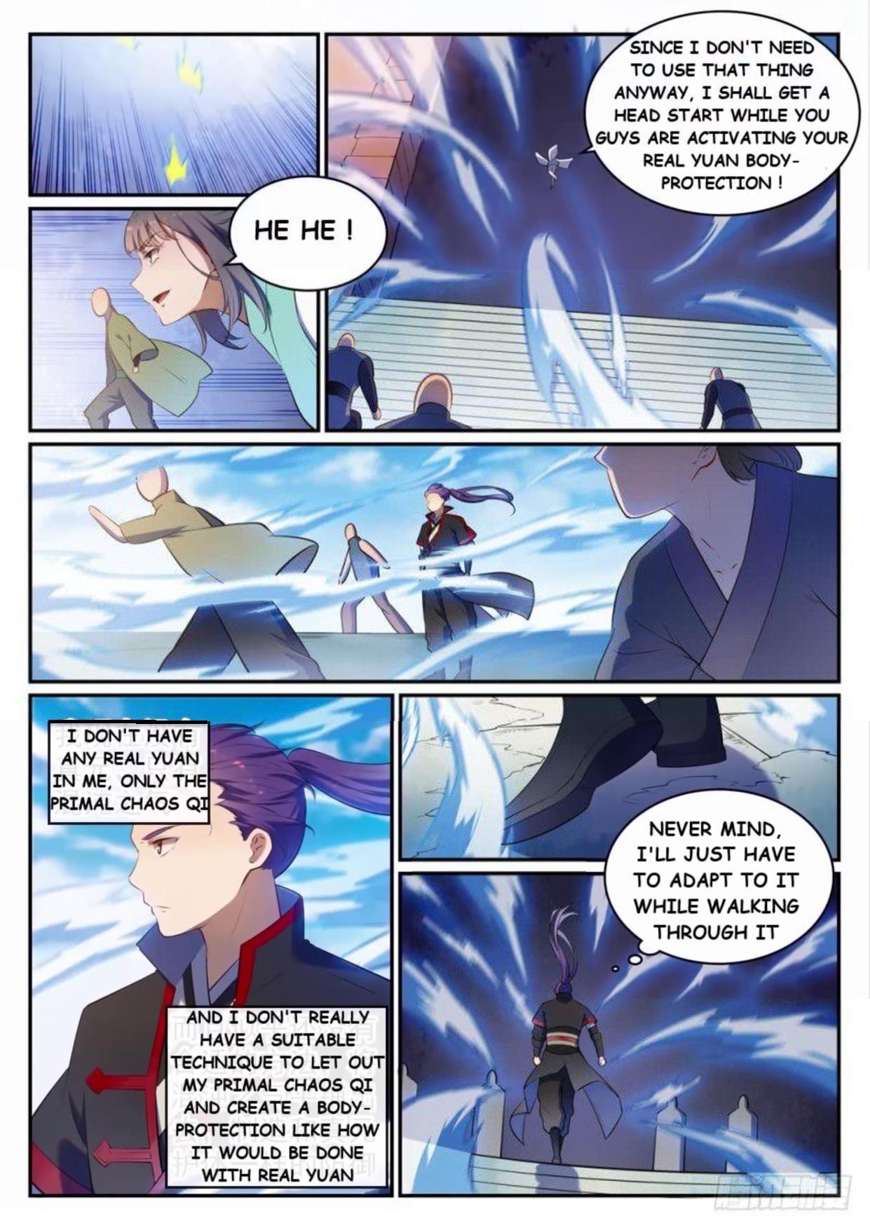 Manga Apotheosis - Chapter 526 Page 9