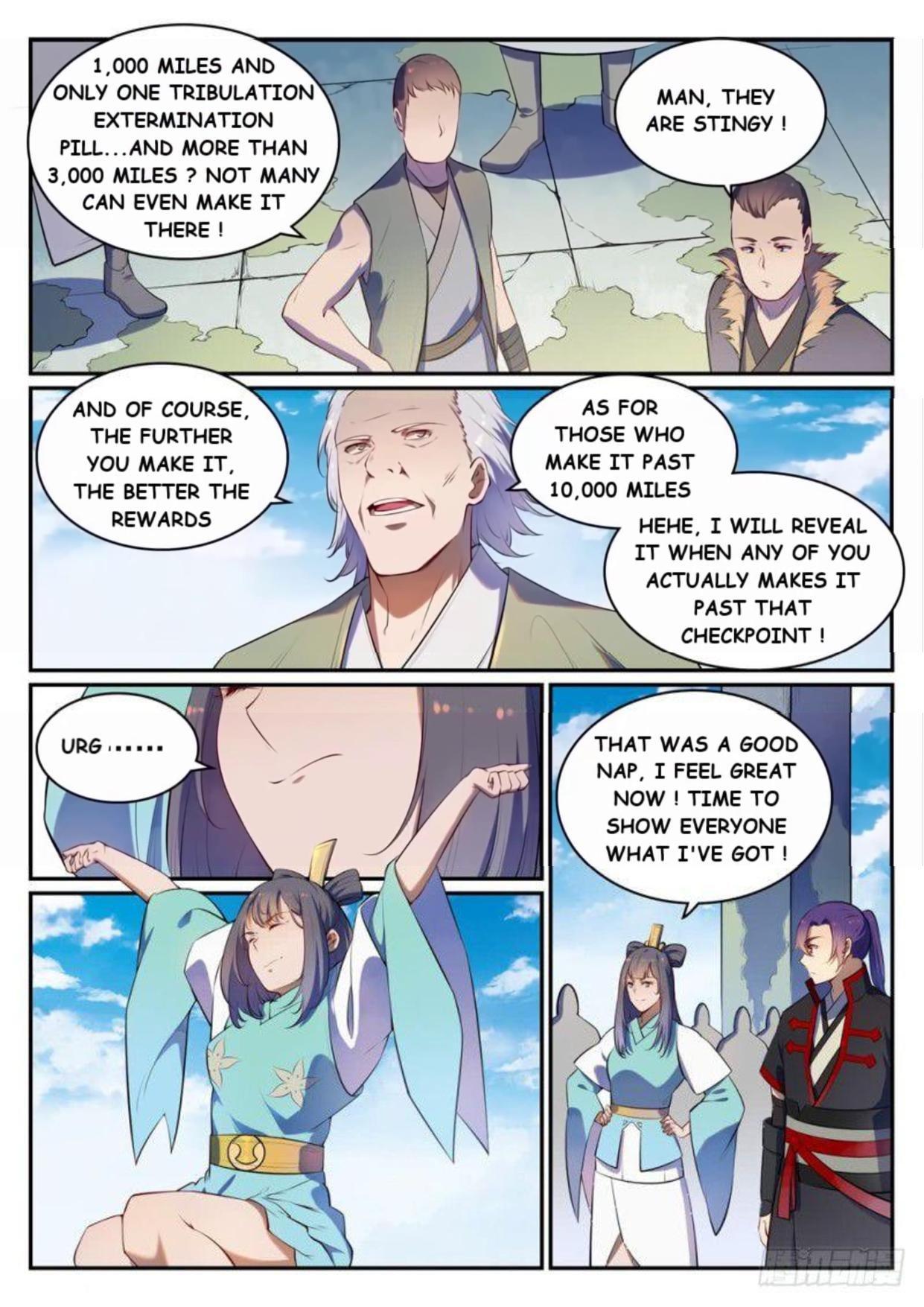 Manga Apotheosis - Chapter 526 Page 6