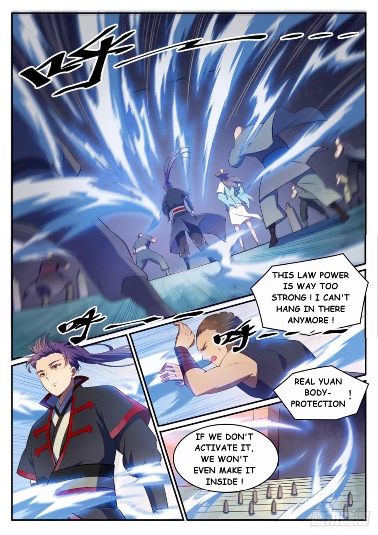 Manga Apotheosis - Chapter 526 Page 8