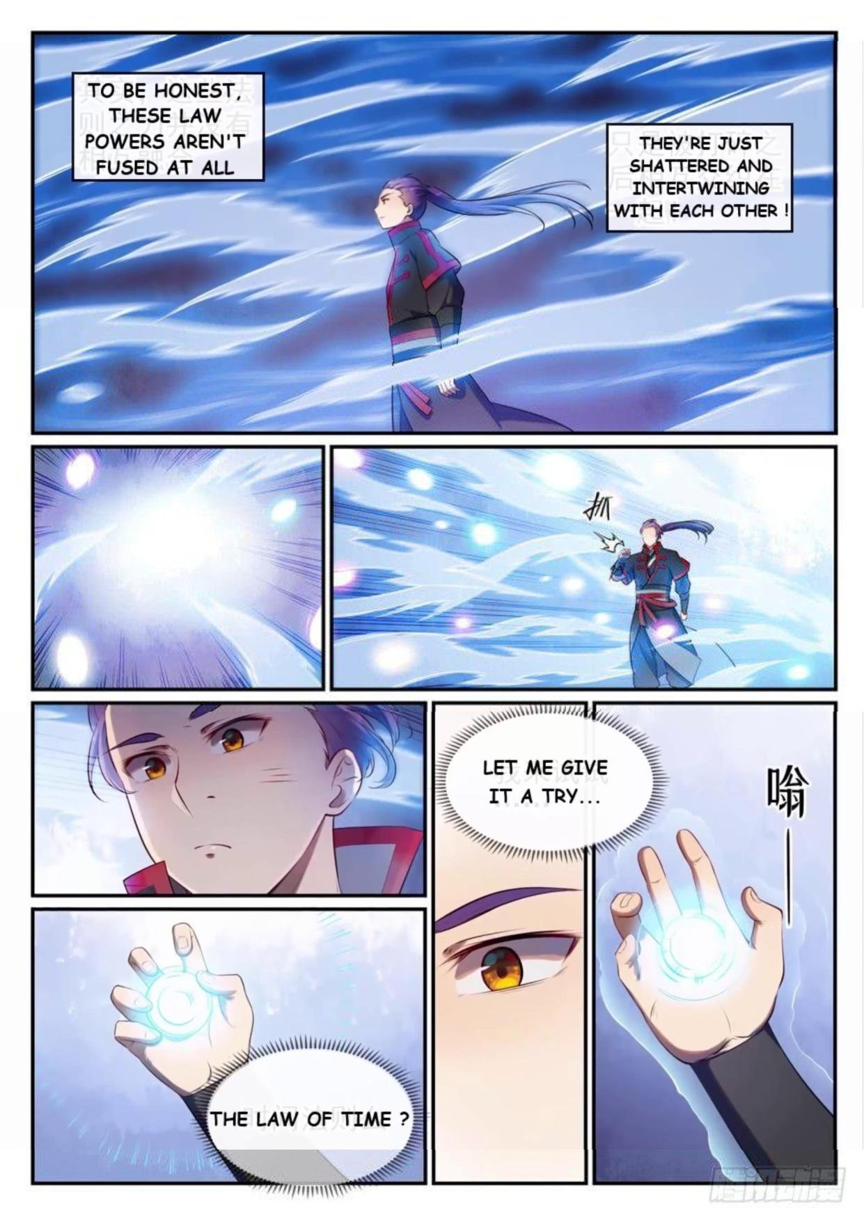 Manga Apotheosis - Chapter 526 Page 11