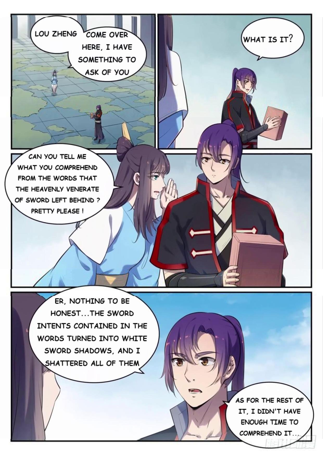 Manga Apotheosis - Chapter 525 Page 14