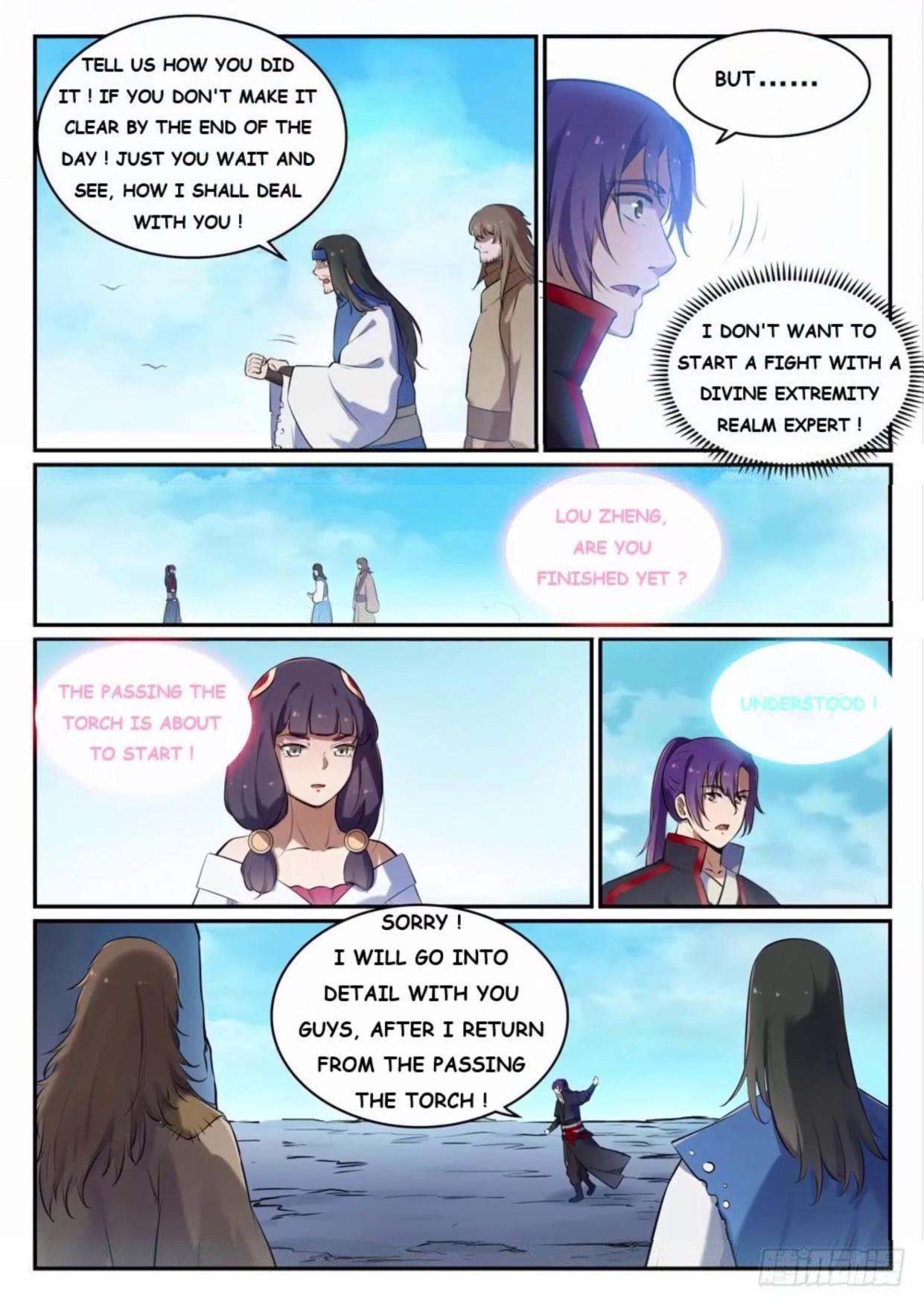 Manga Apotheosis - Chapter 525 Page 2