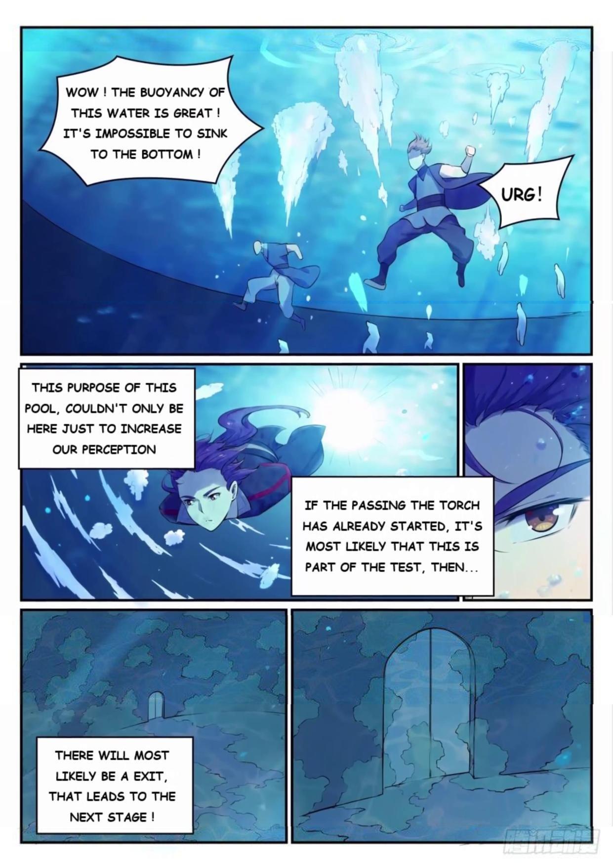 Manga Apotheosis - Chapter 525 Page 8