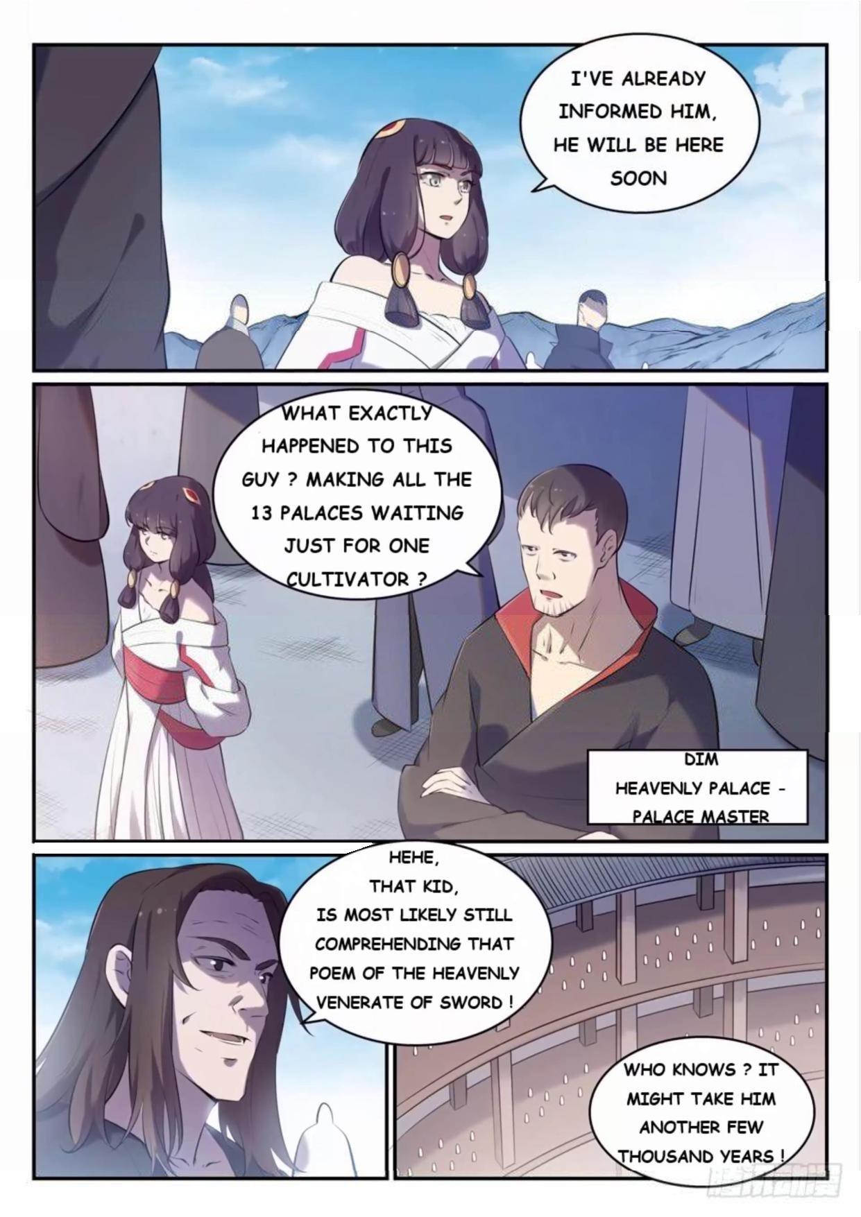 Manga Apotheosis - Chapter 525 Page 4