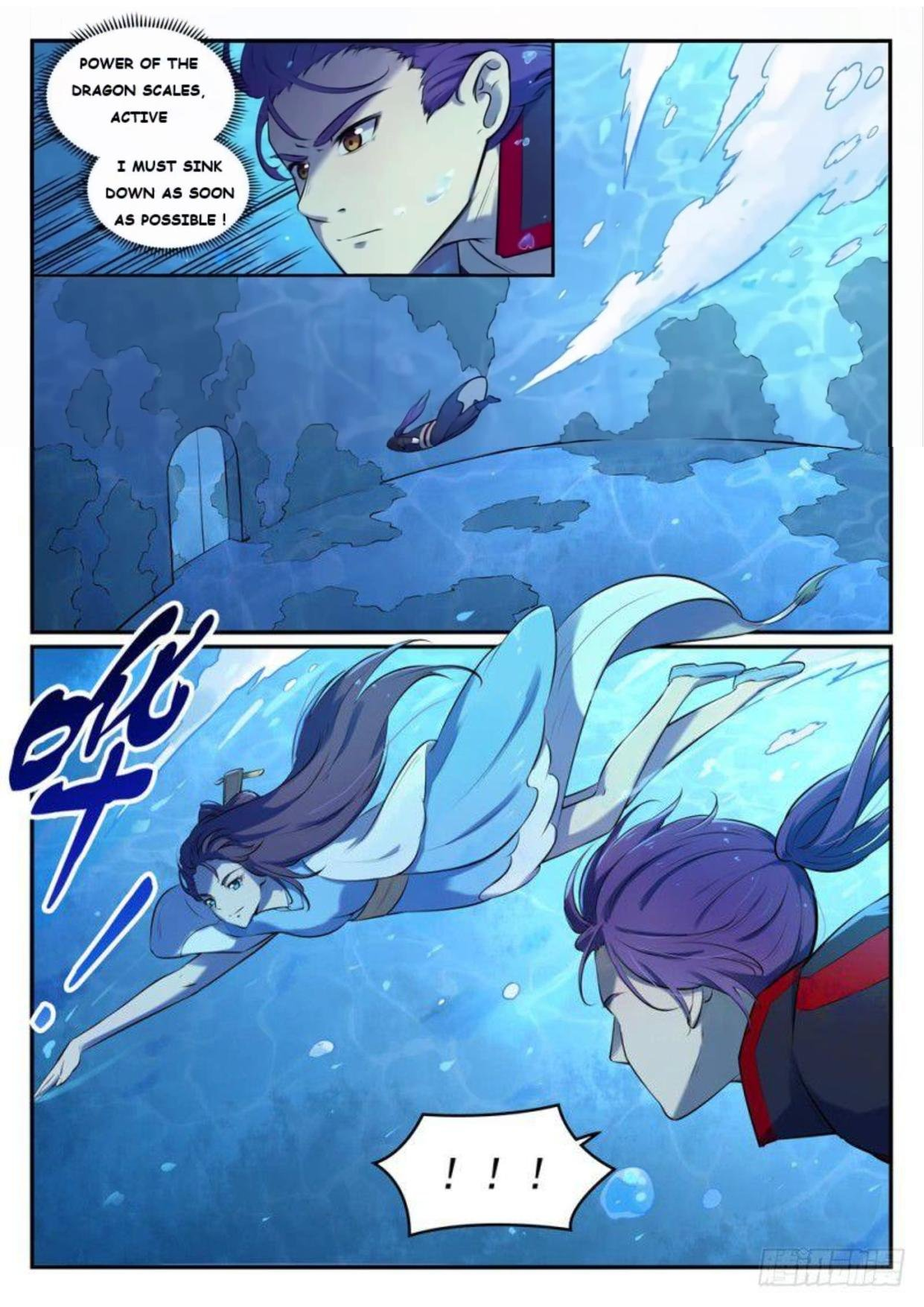 Manga Apotheosis - Chapter 525 Page 9