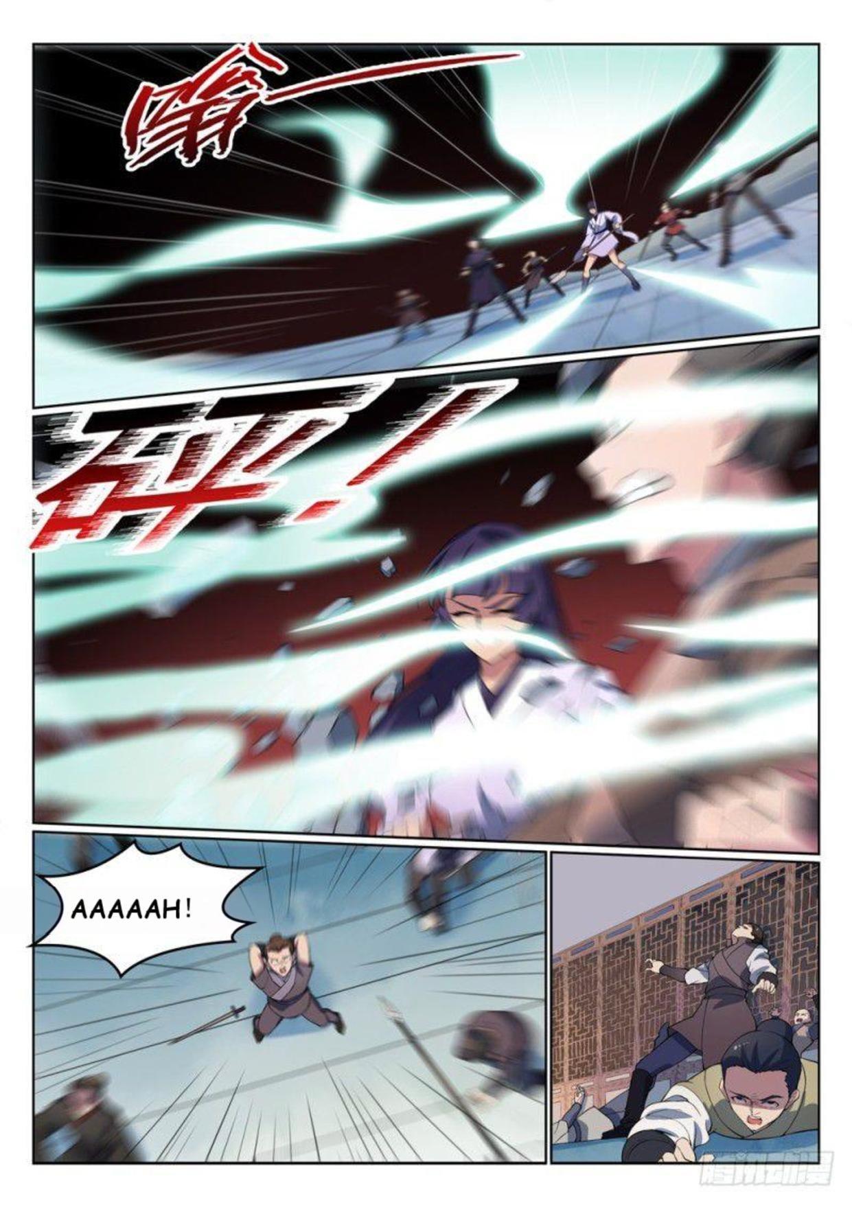 Manga Apotheosis - Chapter 532 Page 8
