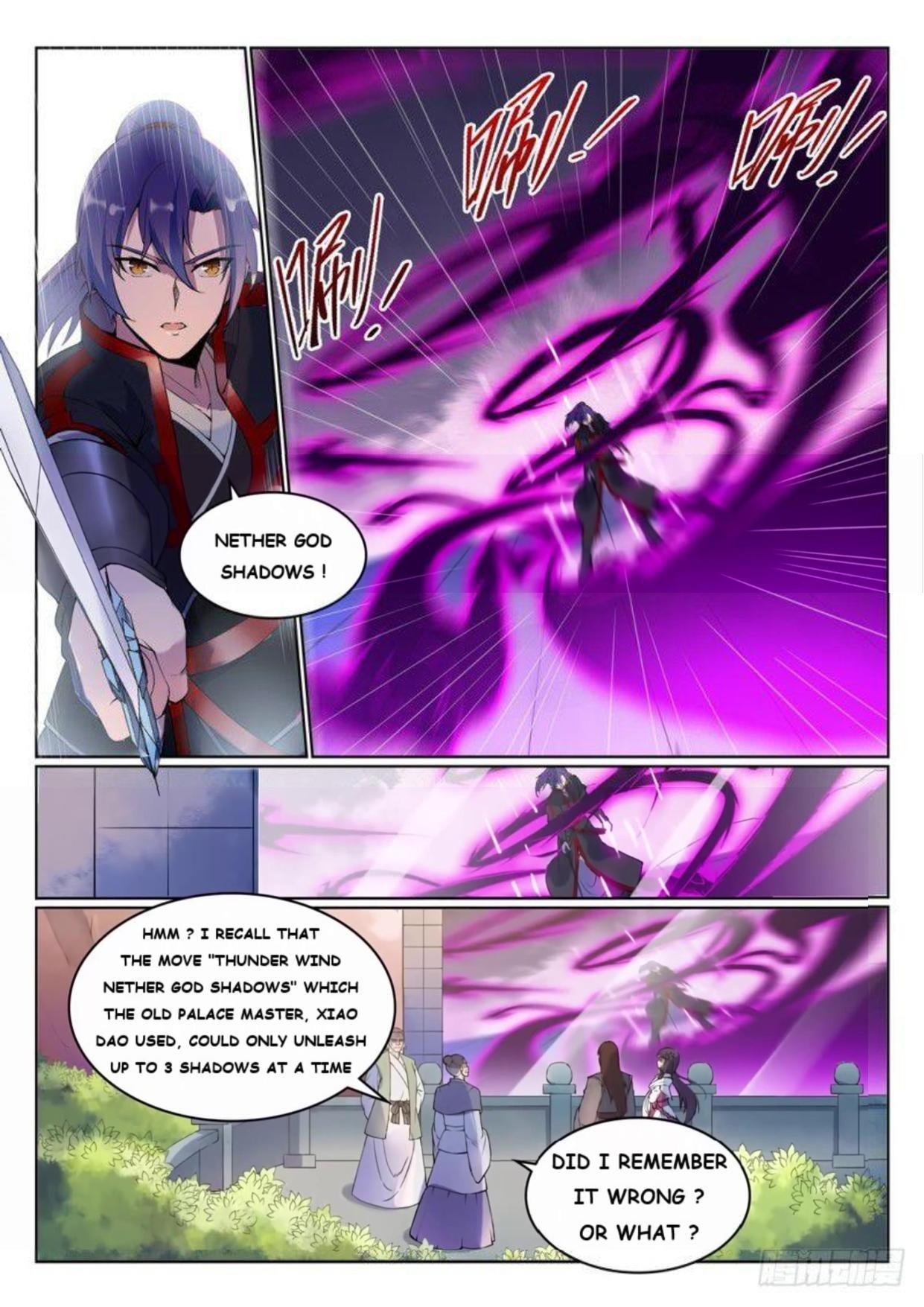 Manga Apotheosis - Chapter 532 Page 6