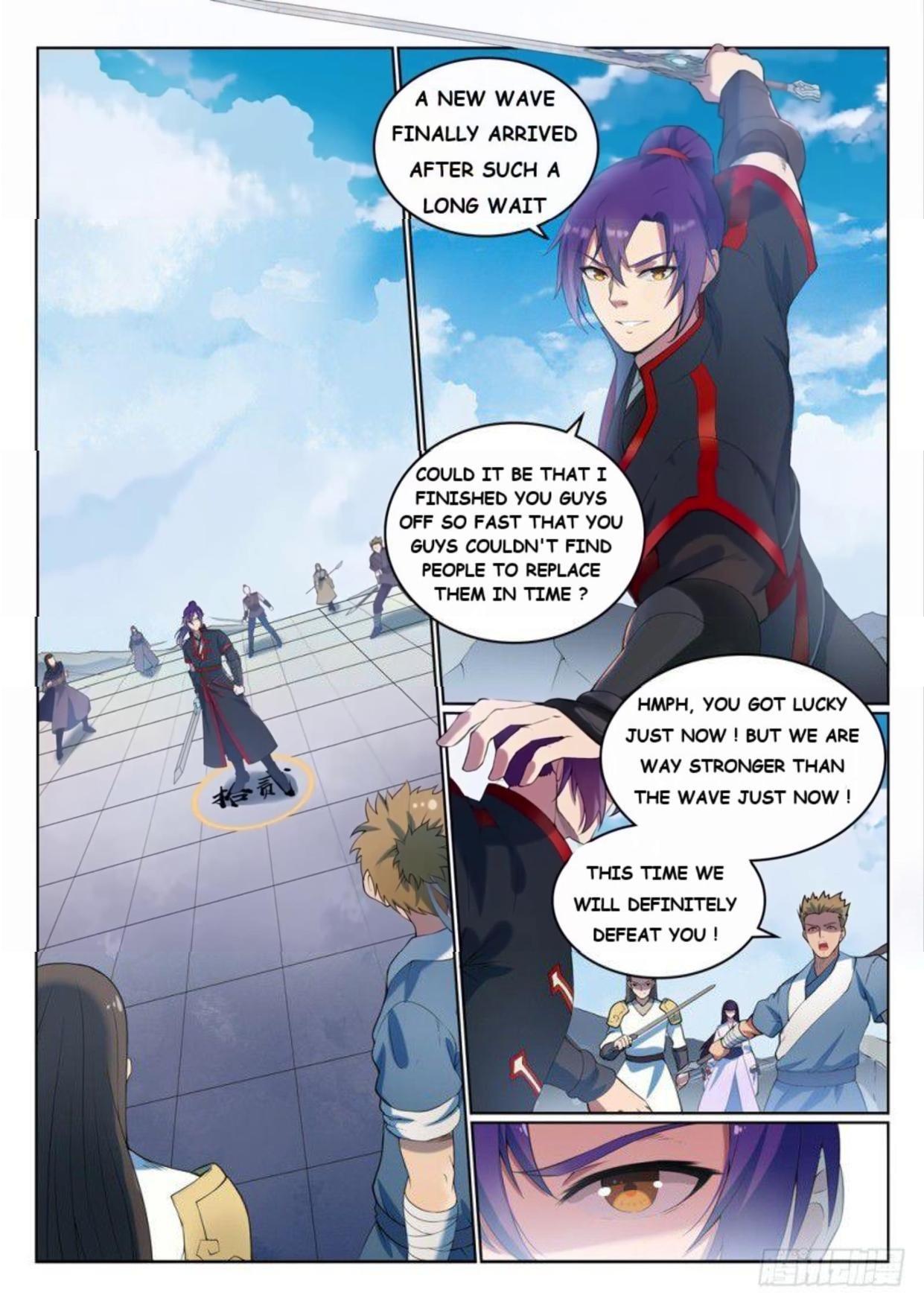 Manga Apotheosis - Chapter 532 Page 5
