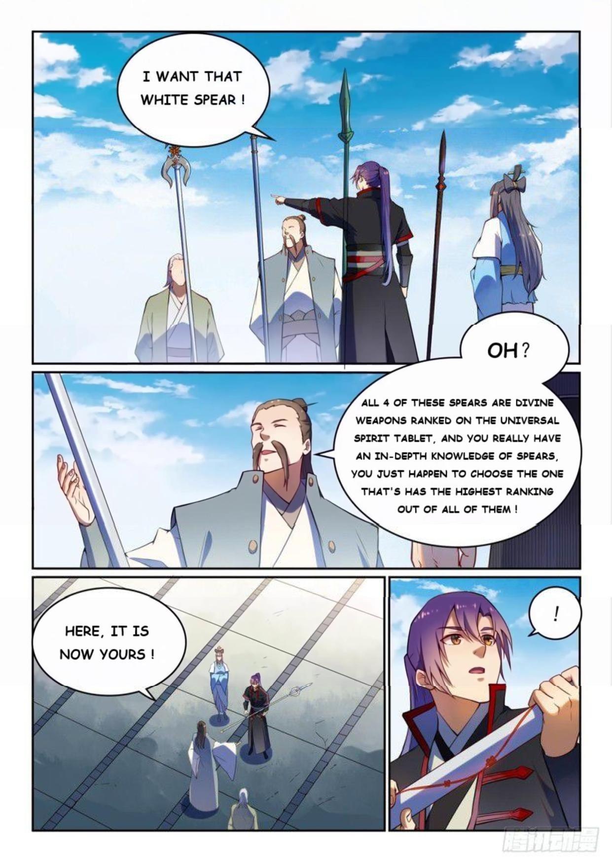 Manga Apotheosis - Chapter 531 Page 4