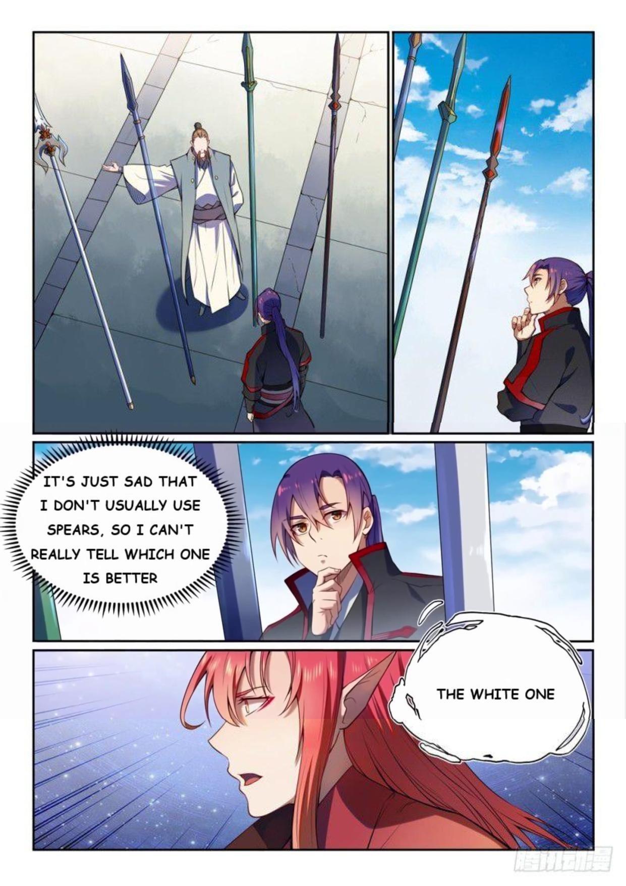Manga Apotheosis - Chapter 531 Page 3