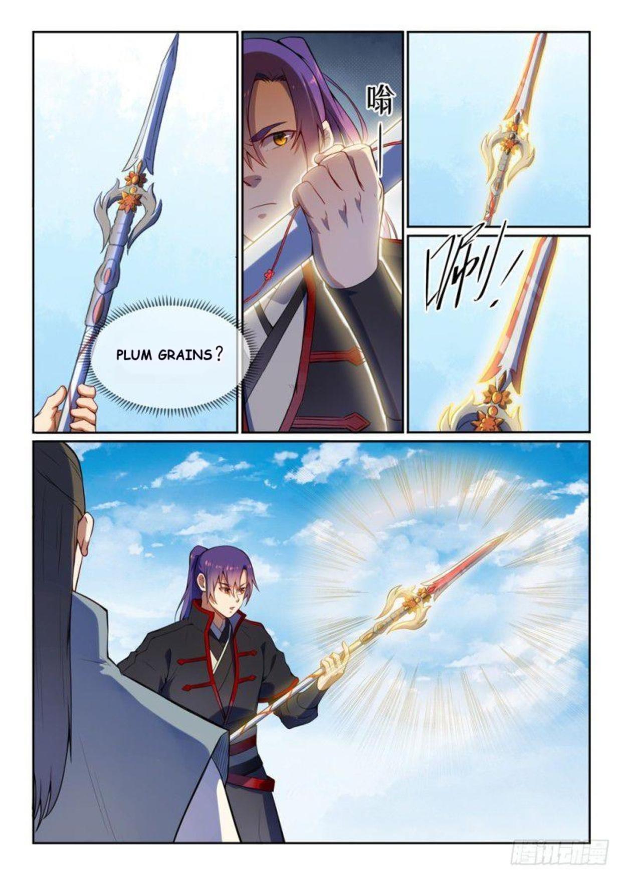 Manga Apotheosis - Chapter 531 Page 5