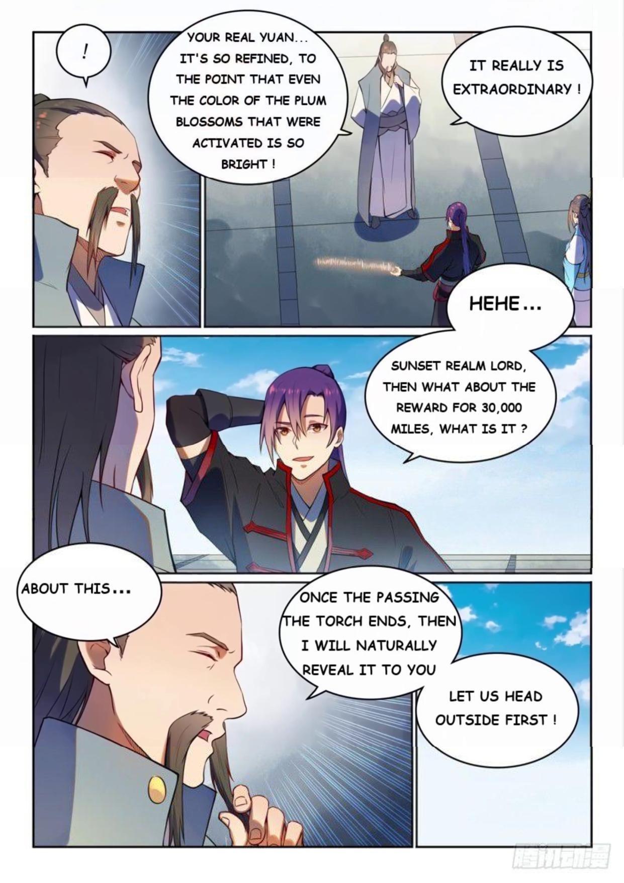 Manga Apotheosis - Chapter 531 Page 6