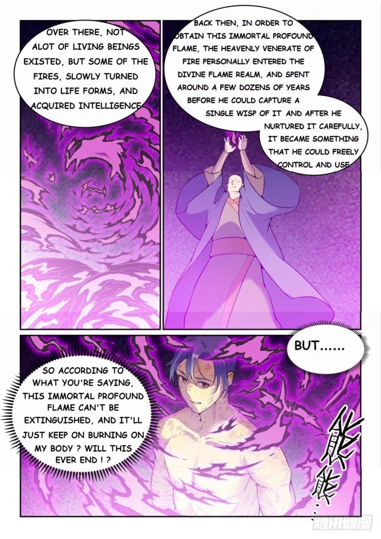 Manga Apotheosis - Chapter 530 Page 5