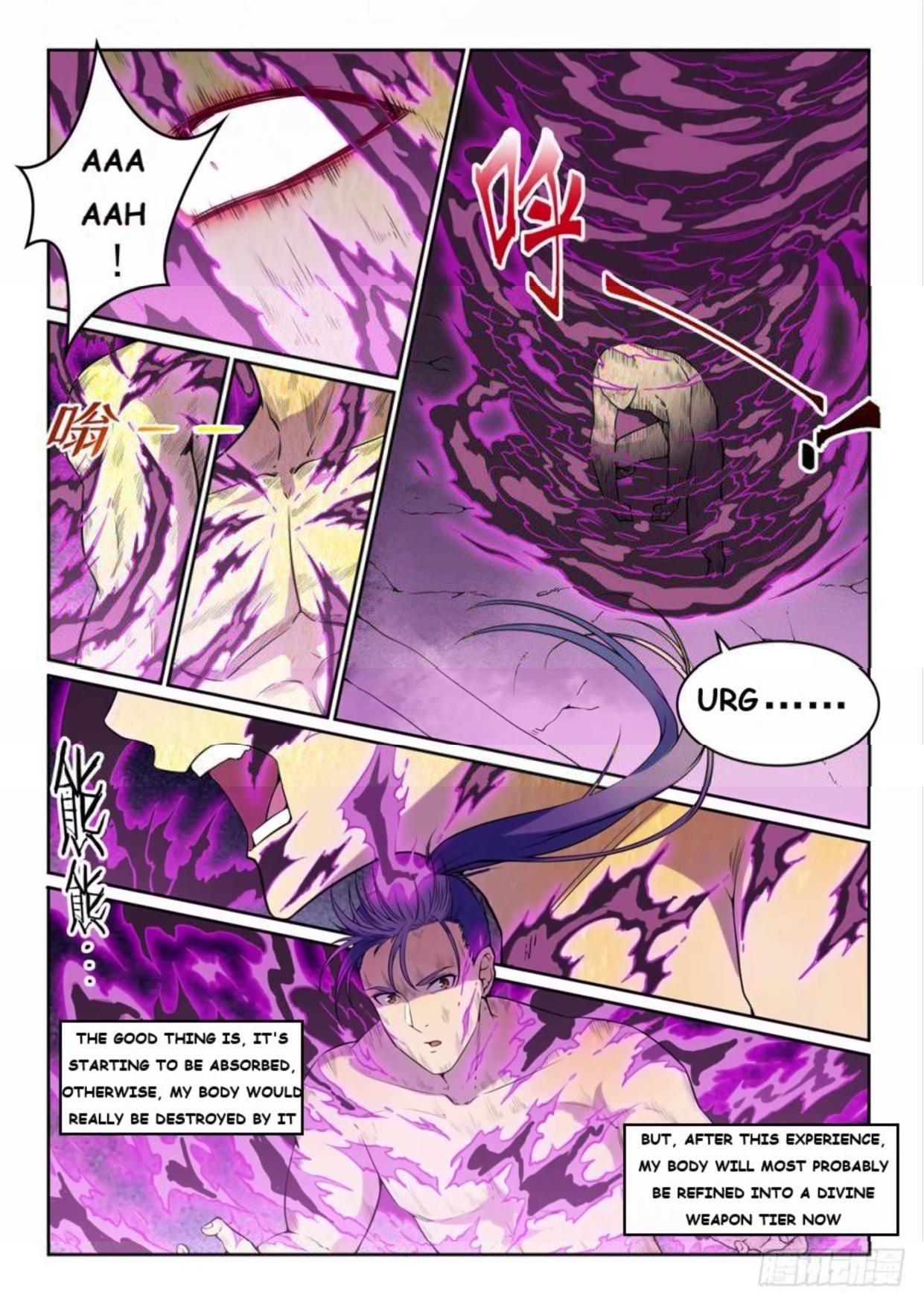 Manga Apotheosis - Chapter 530 Page 2