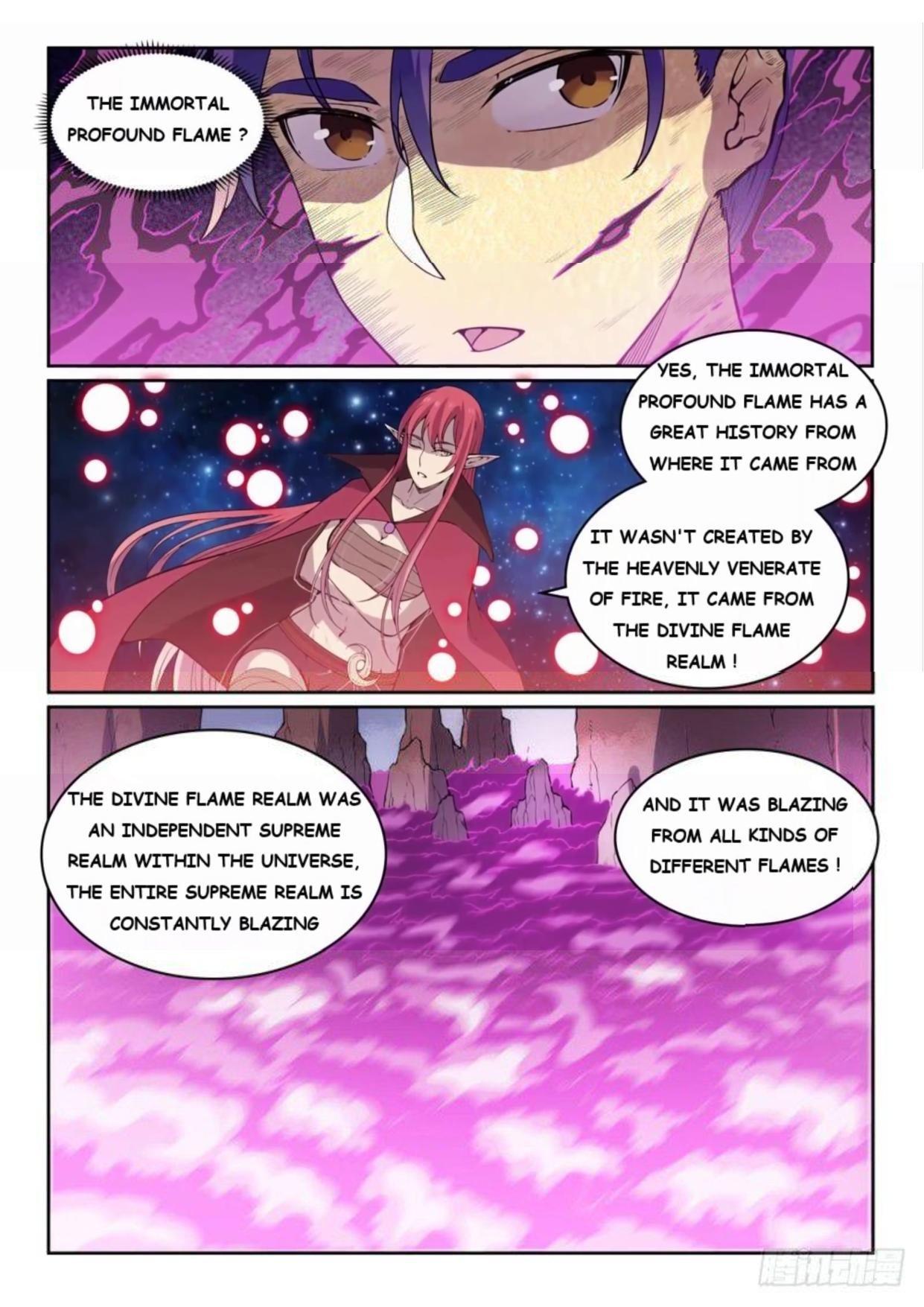 Manga Apotheosis - Chapter 530 Page 4