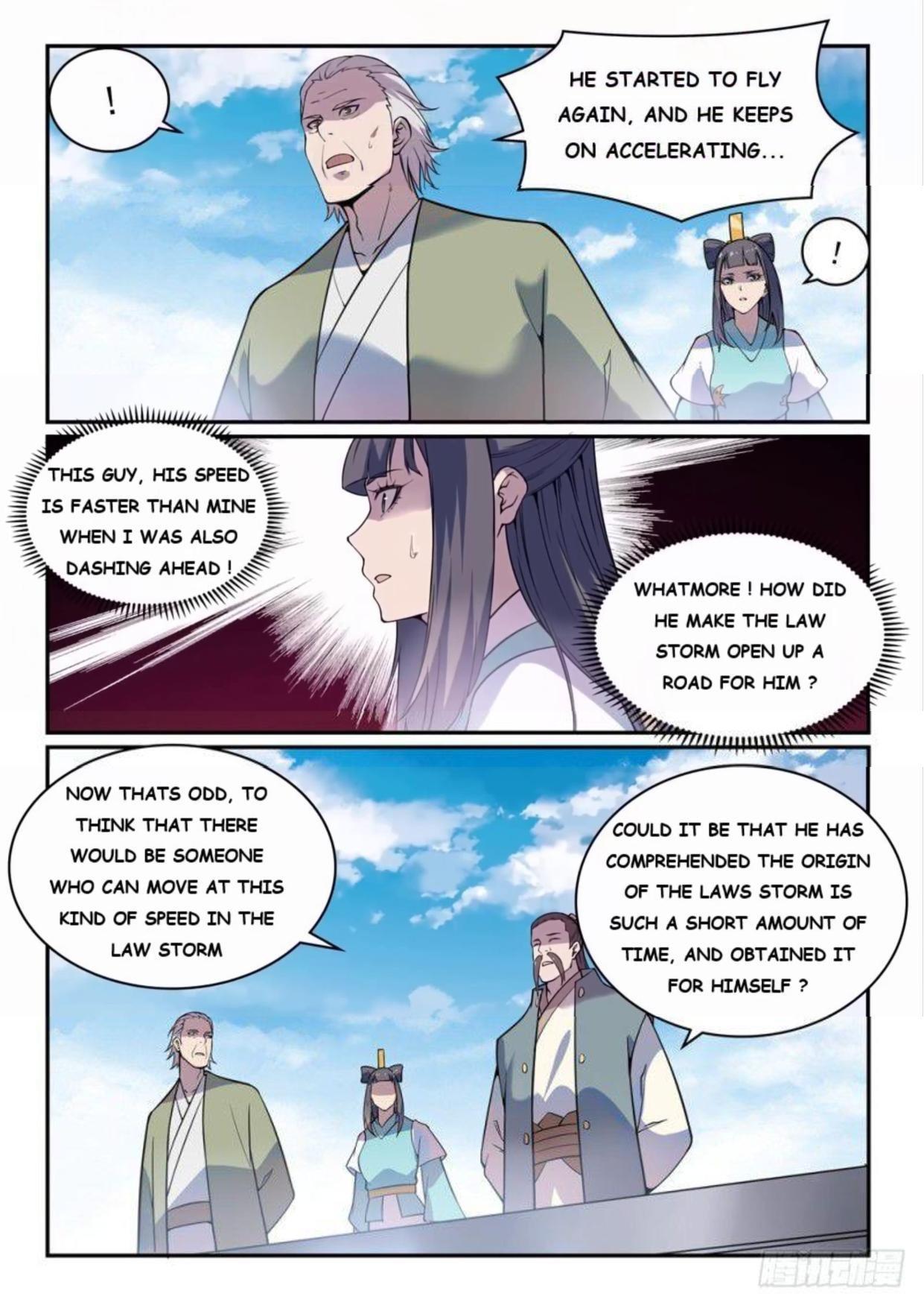 Manga Apotheosis - Chapter 529 Page 4