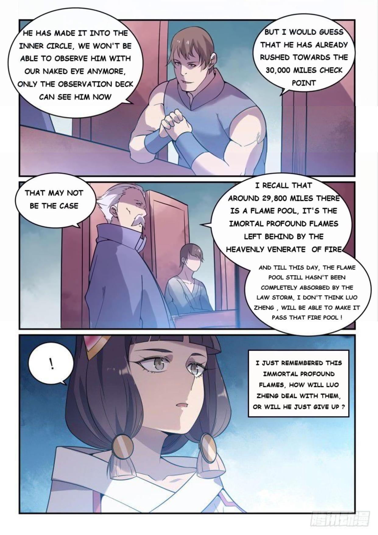 Manga Apotheosis - Chapter 529 Page 13