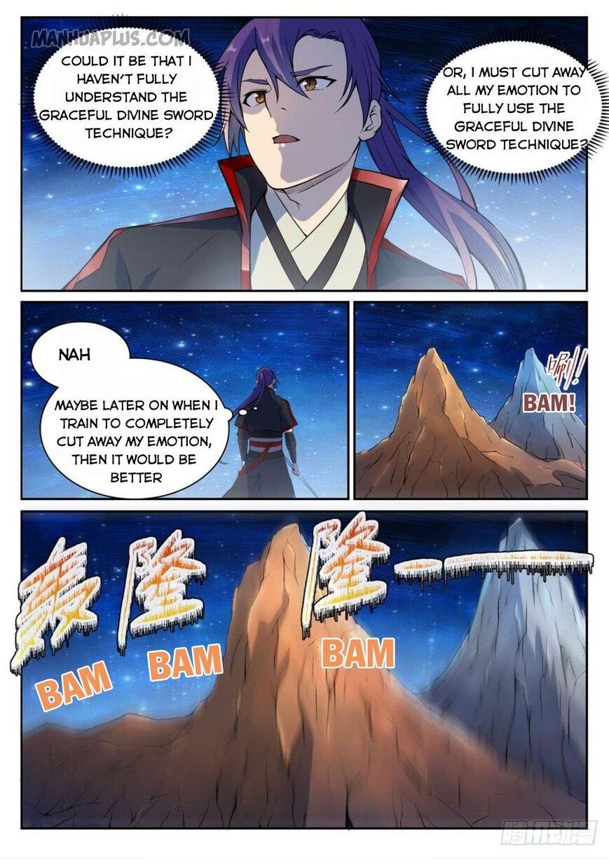 Manga Apotheosis - Chapter 537 Page 1