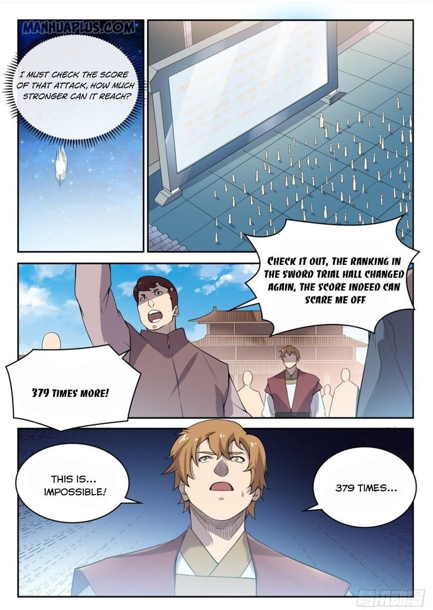 Manga Apotheosis - Chapter 537 Page 6
