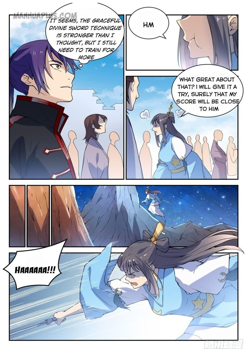 Manga Apotheosis - Chapter 537 Page 8