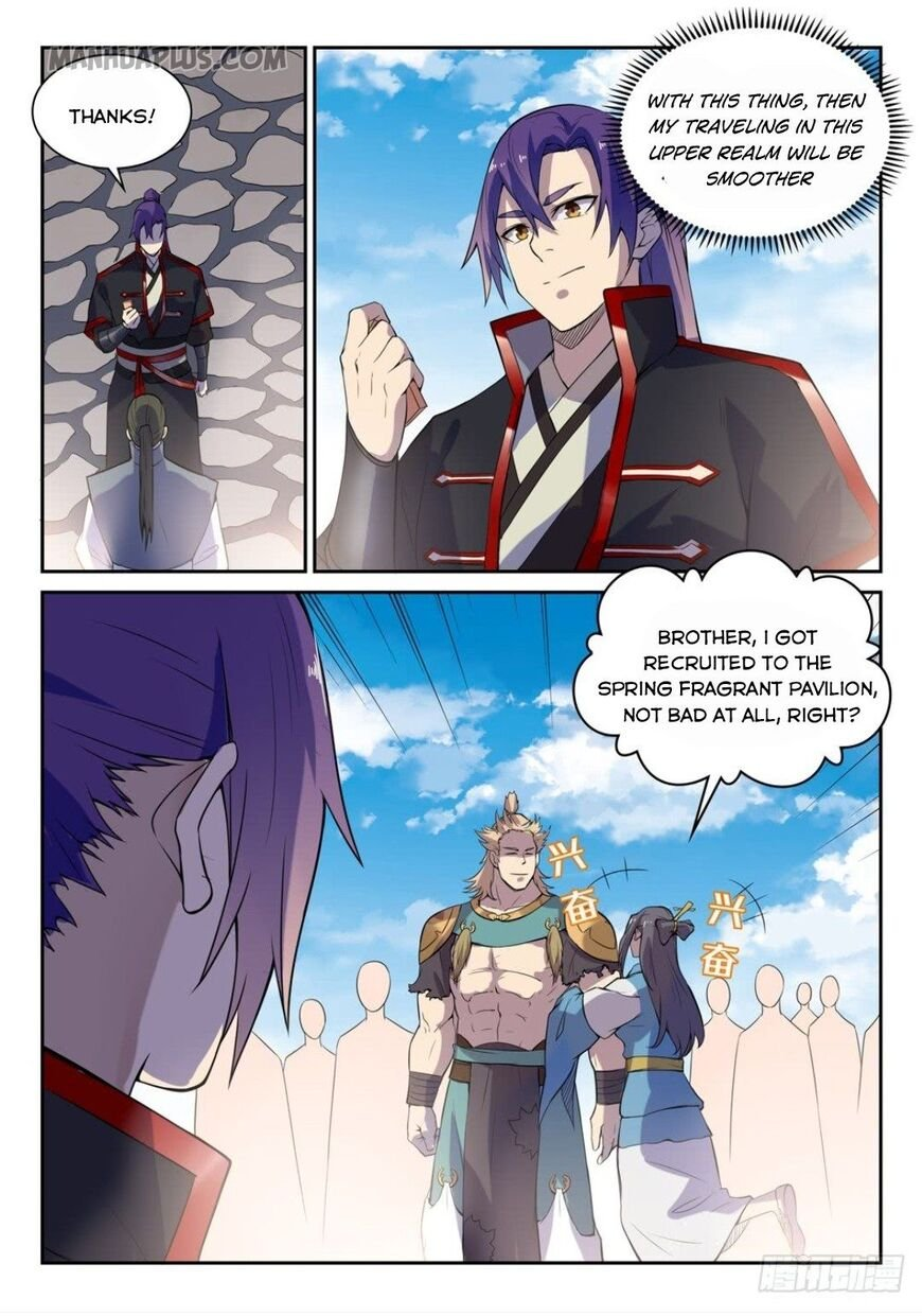 Manga Apotheosis - Chapter 537 Page 13
