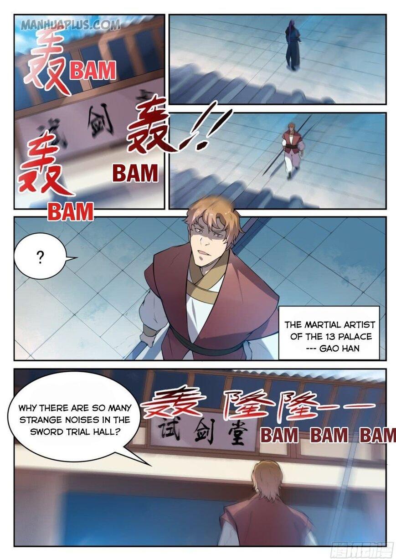 Manga Apotheosis - Chapter 537 Page 2
