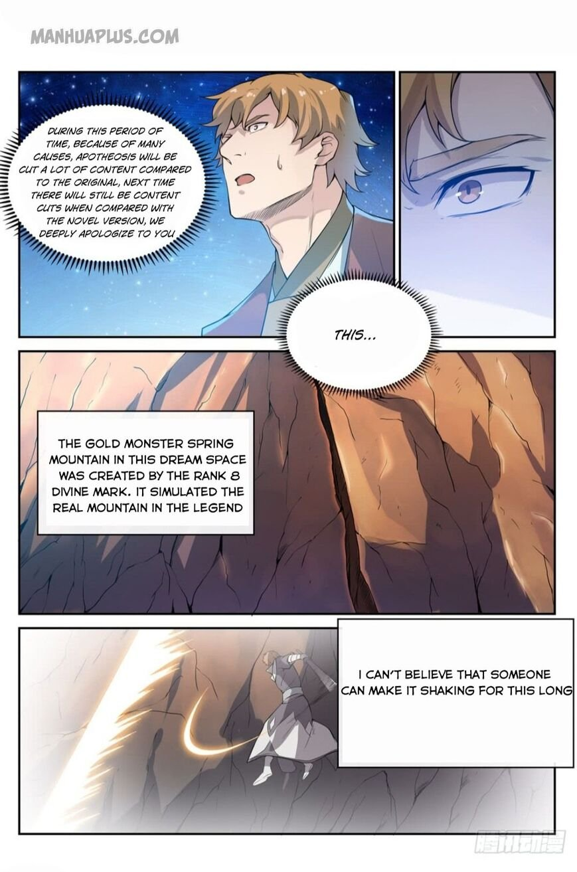 Manga Apotheosis - Chapter 537 Page 4