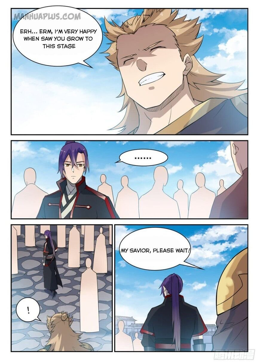 Manga Apotheosis - Chapter 537 Page 14