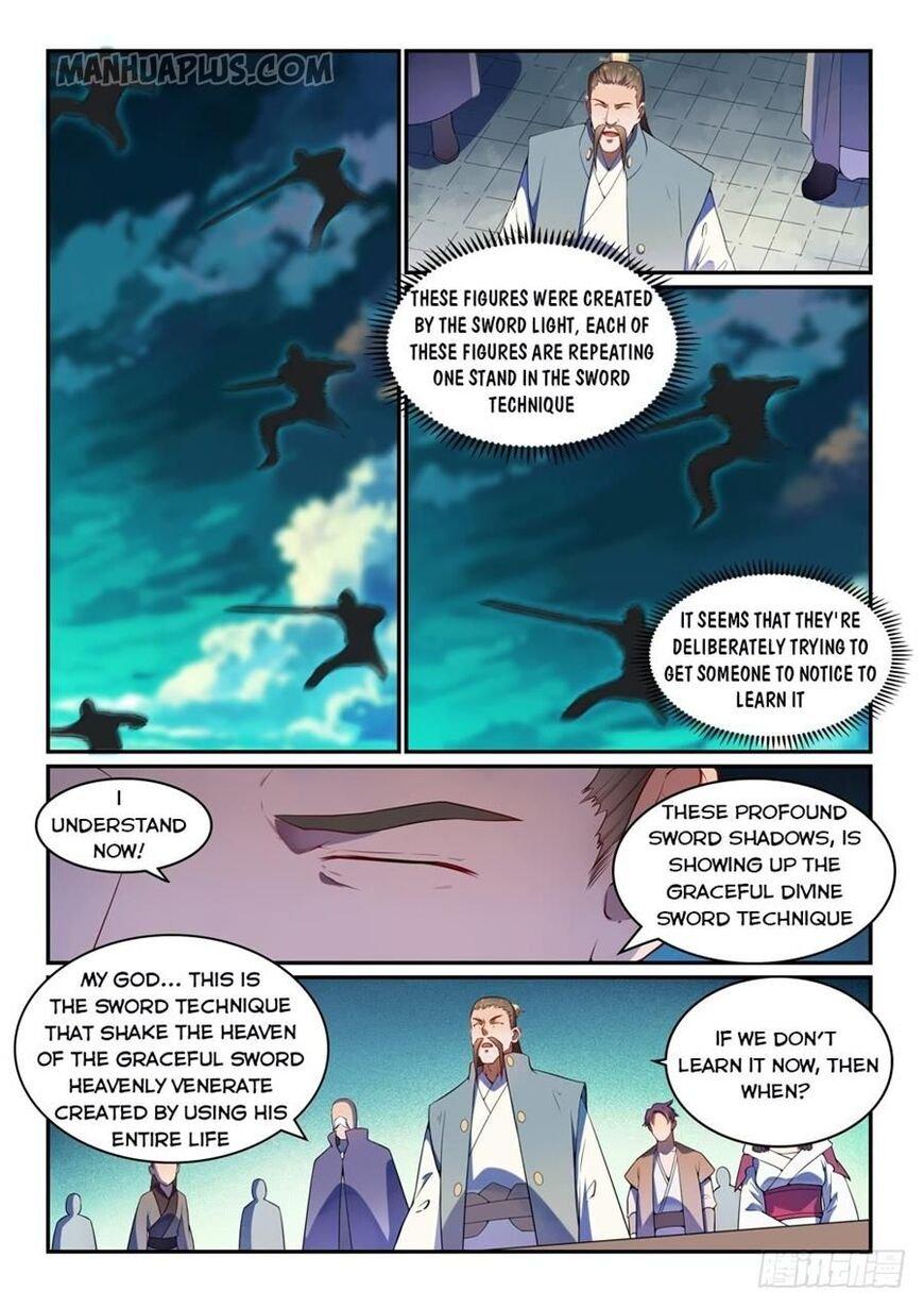 Manga Apotheosis - Chapter 536 Page 1