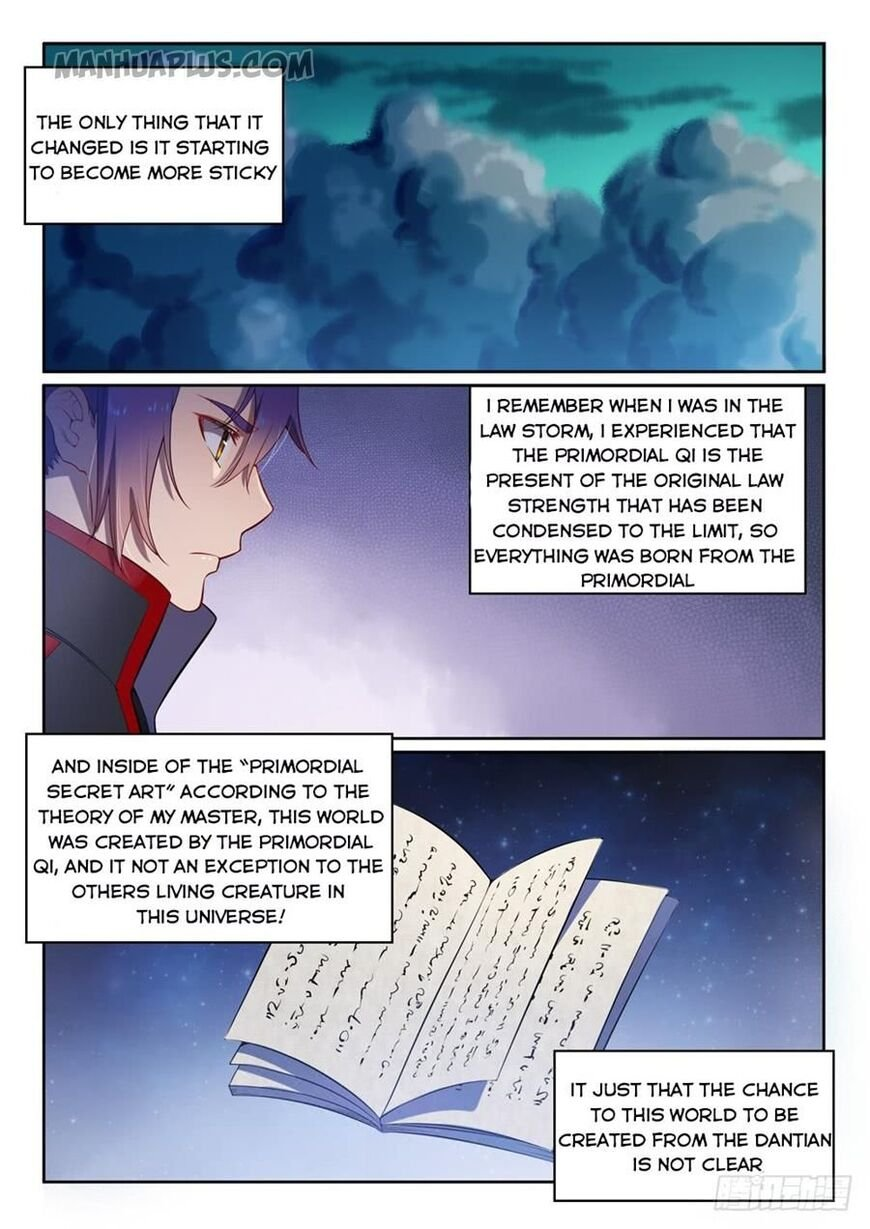 Manga Apotheosis - Chapter 535 Page 7