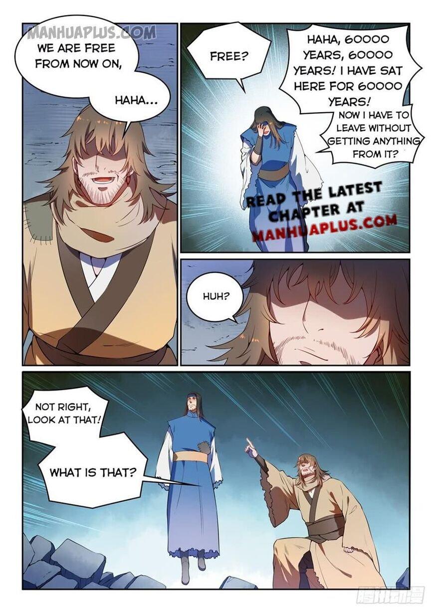Manga Apotheosis - Chapter 535 Page 10