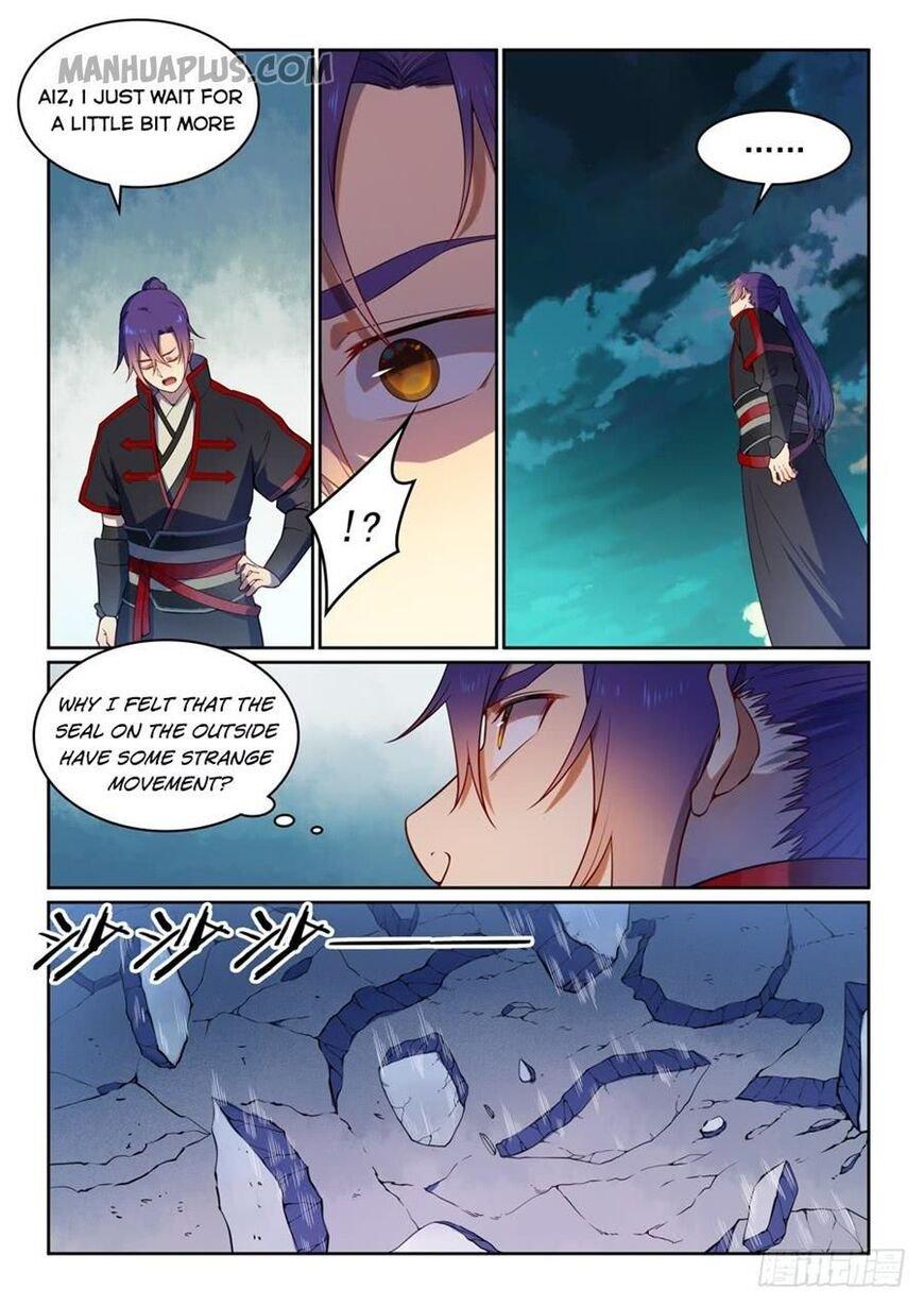 Manga Apotheosis - Chapter 535 Page 8
