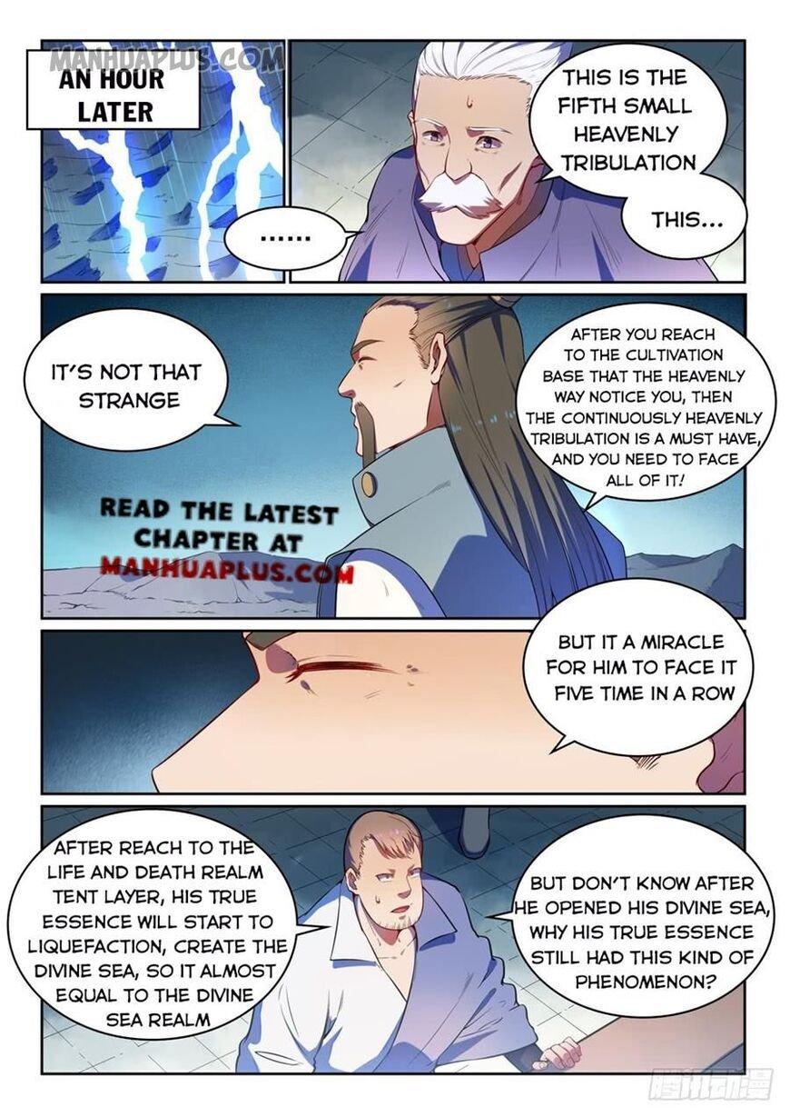 Manga Apotheosis - Chapter 535 Page 5